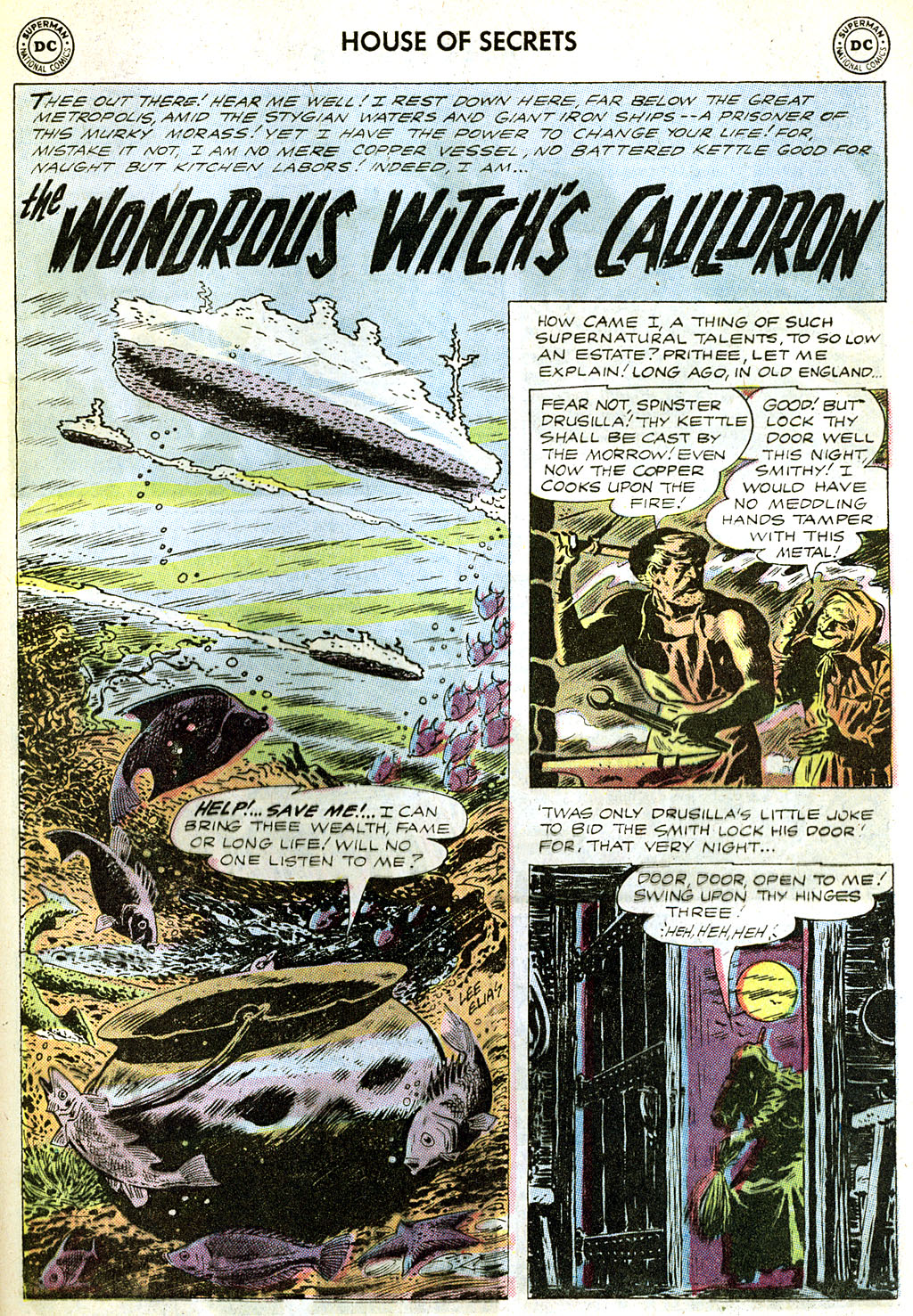 House of Secrets (1956) issue 58 - Page 29