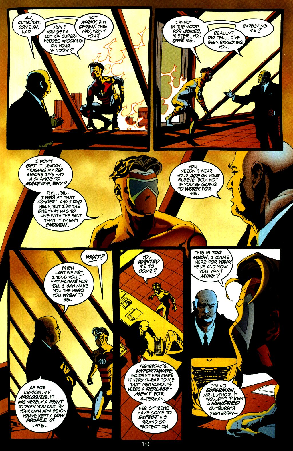 Read online Supermen of America comic -  Issue # Full - 20
