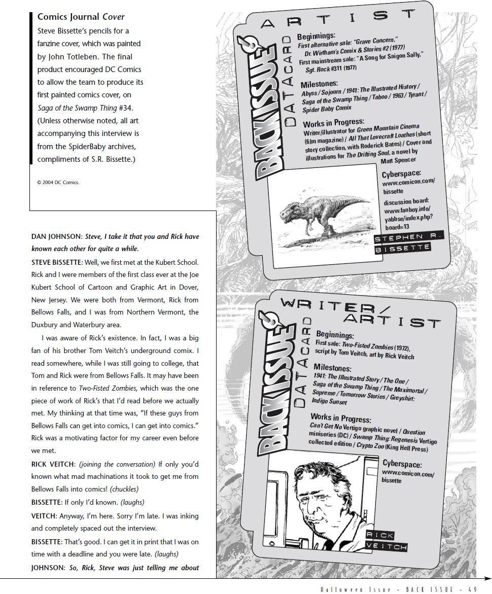 Back Issue issue 6 - Page 50