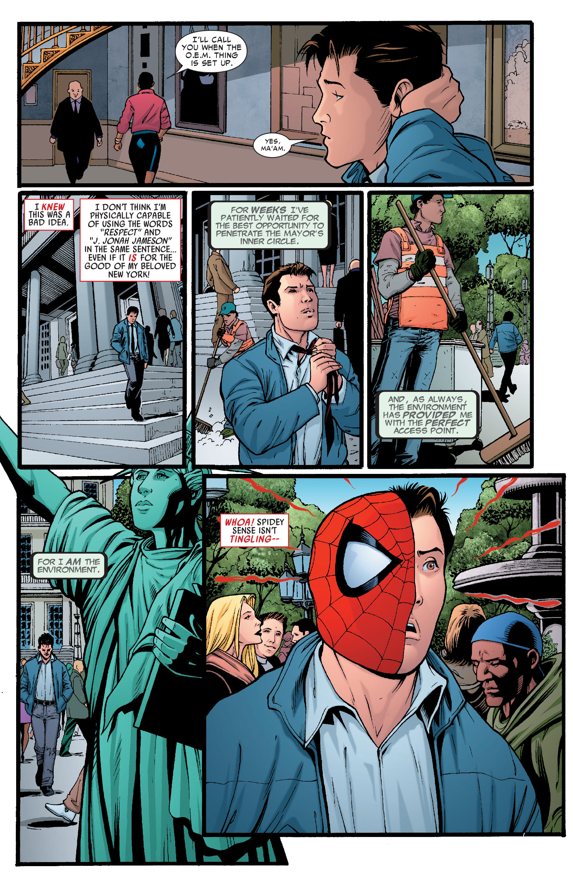The Amazing Spider-Man (1963) 602 Page 14