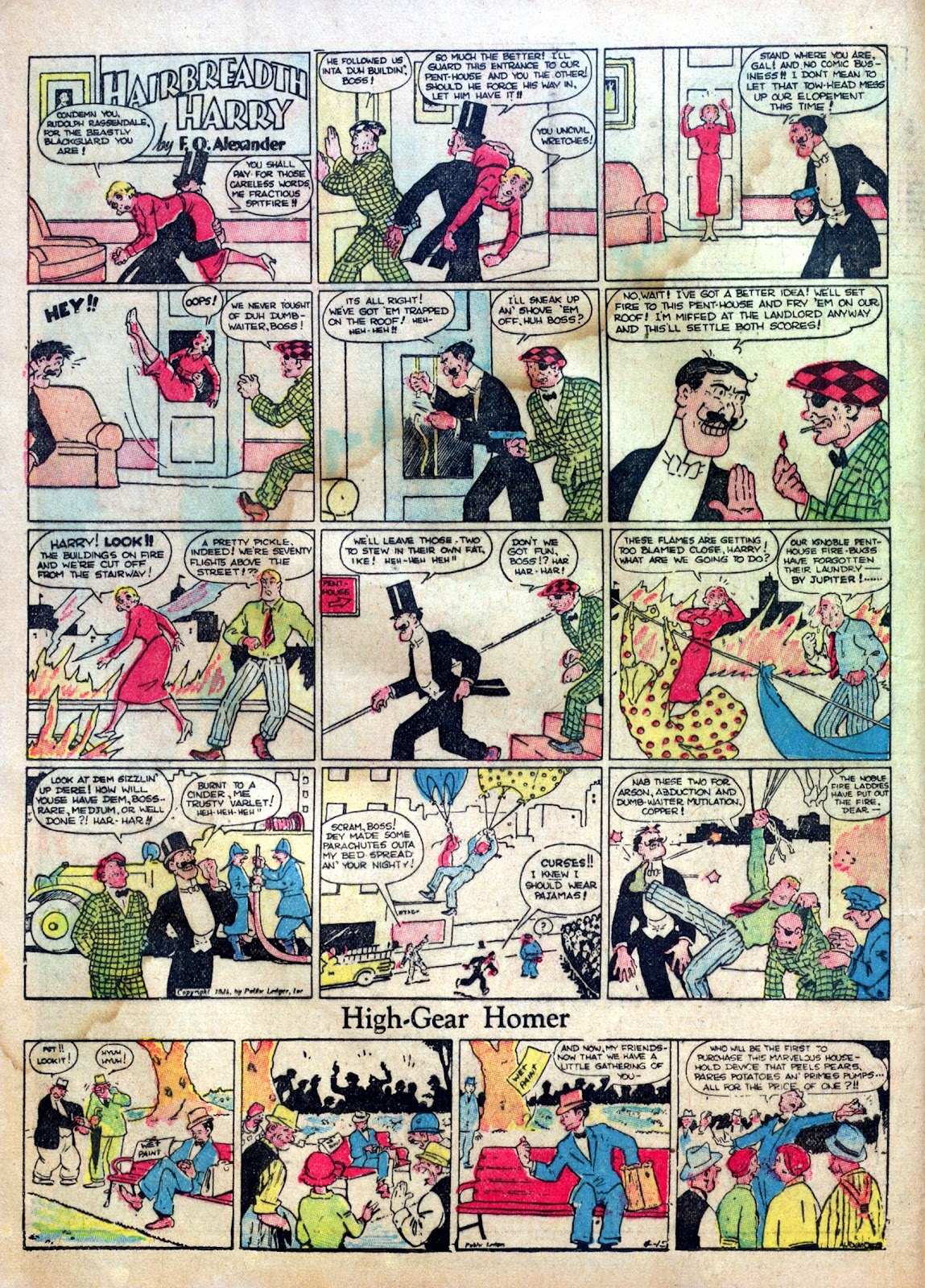 Read online Famous Funnies comic -  Issue #1 - 30