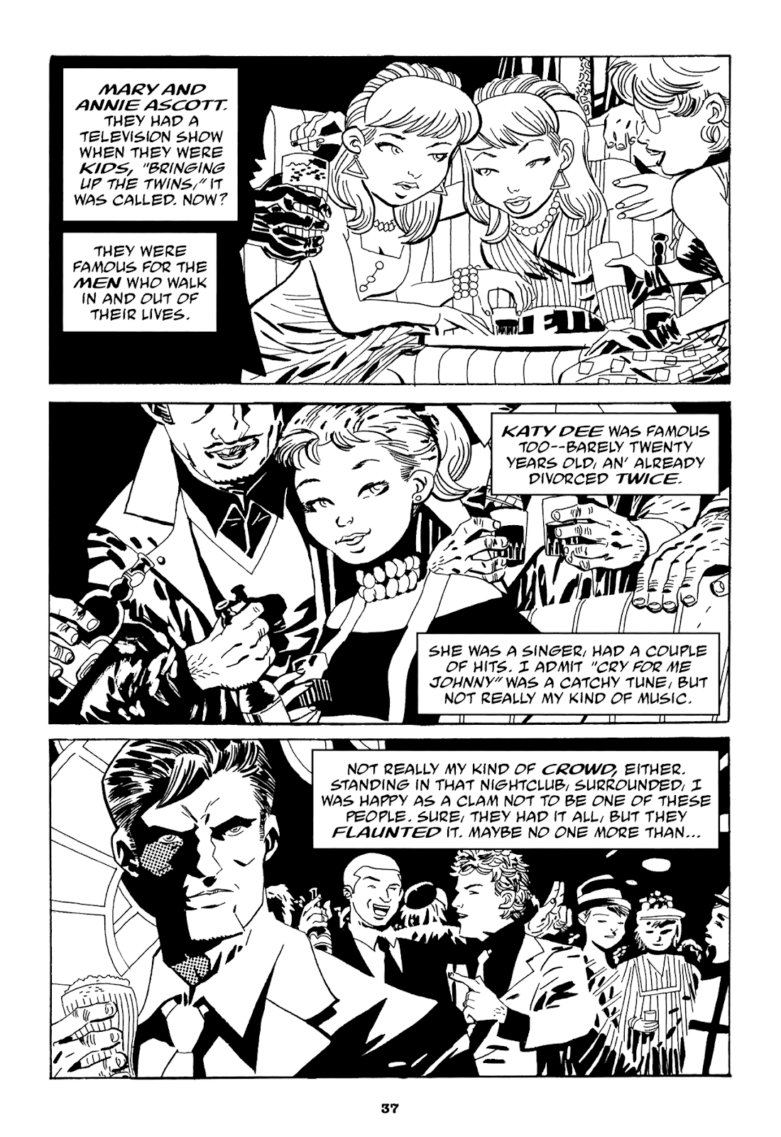 Read online Filthy Rich comic -  Issue # TPB (Part 1) - 39