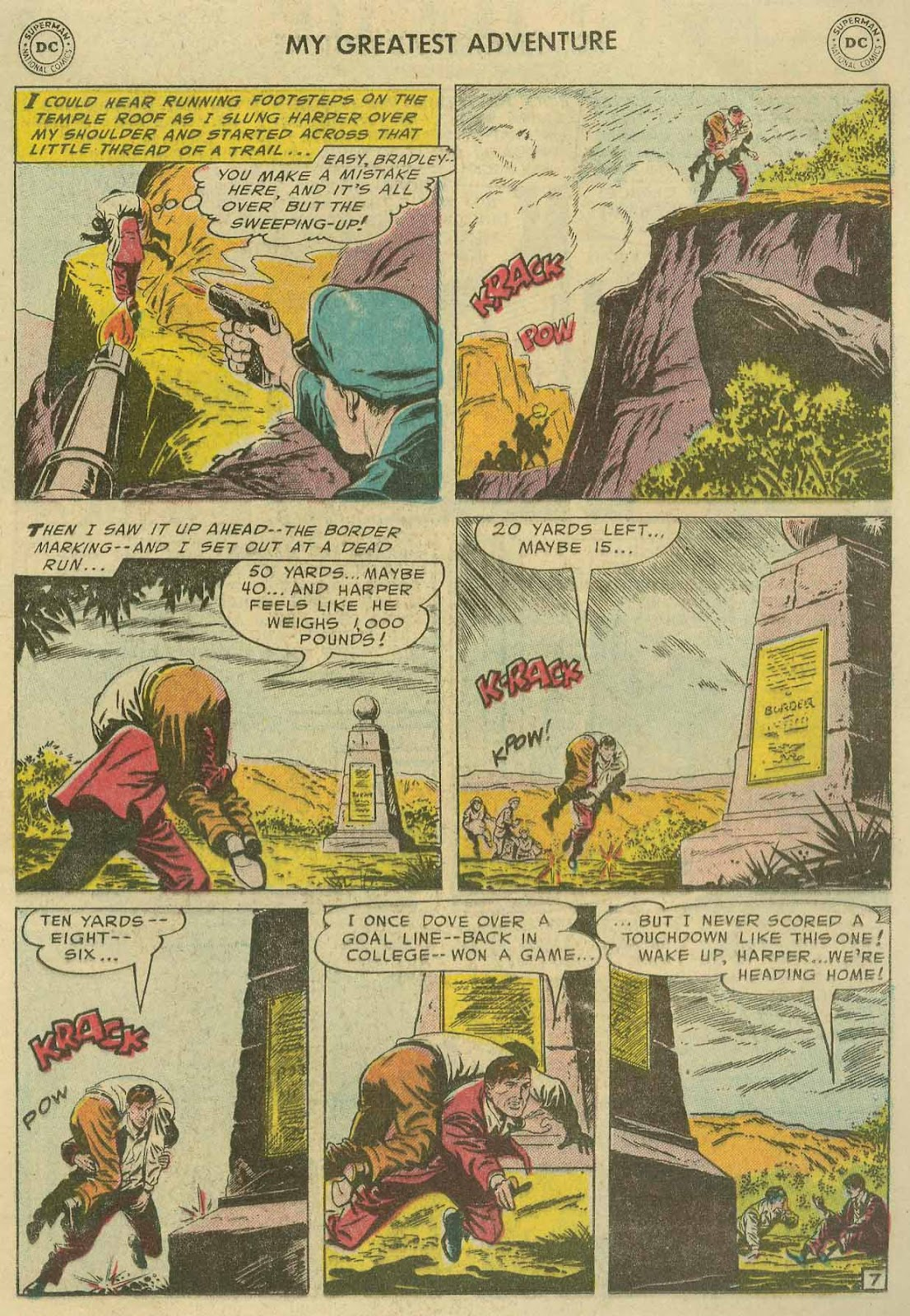 My Greatest Adventure (1955) issue 5 - Page 19