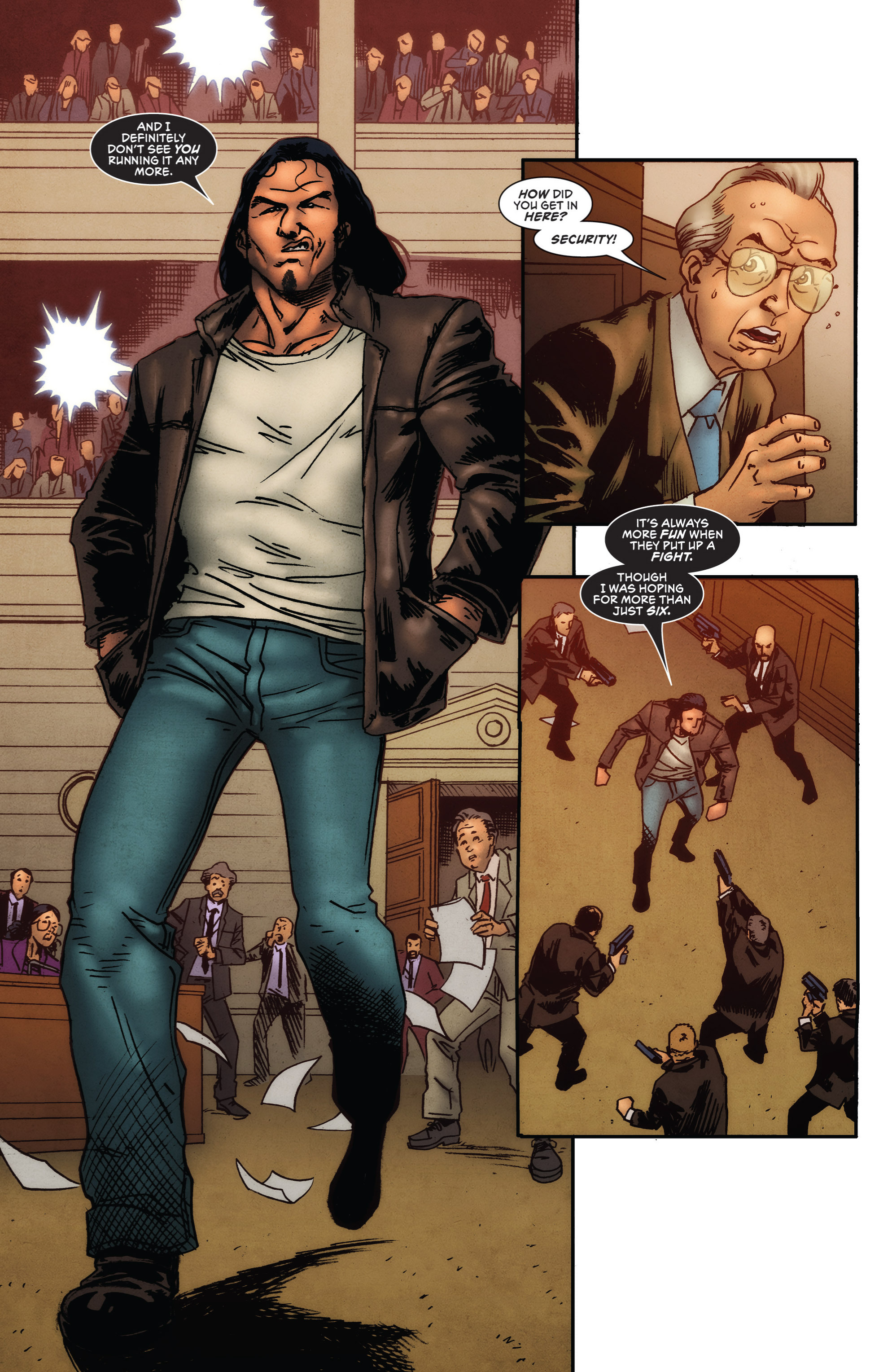 Read online Grimm Fairy Tales presents Grimm Universe comic -  Issue # TPB - 13