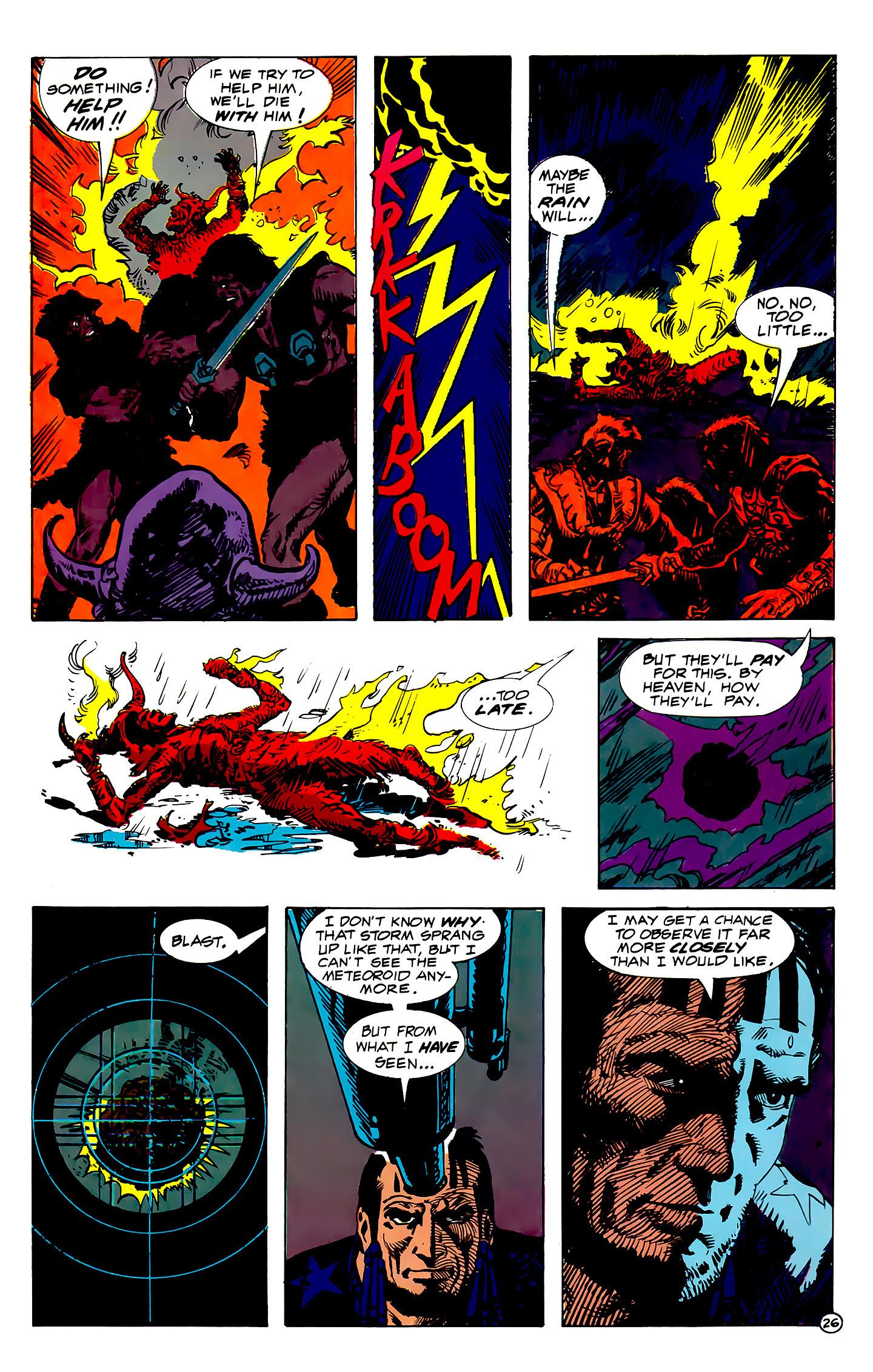 Read online Atlantis Chronicles comic -  Issue #1 - 26