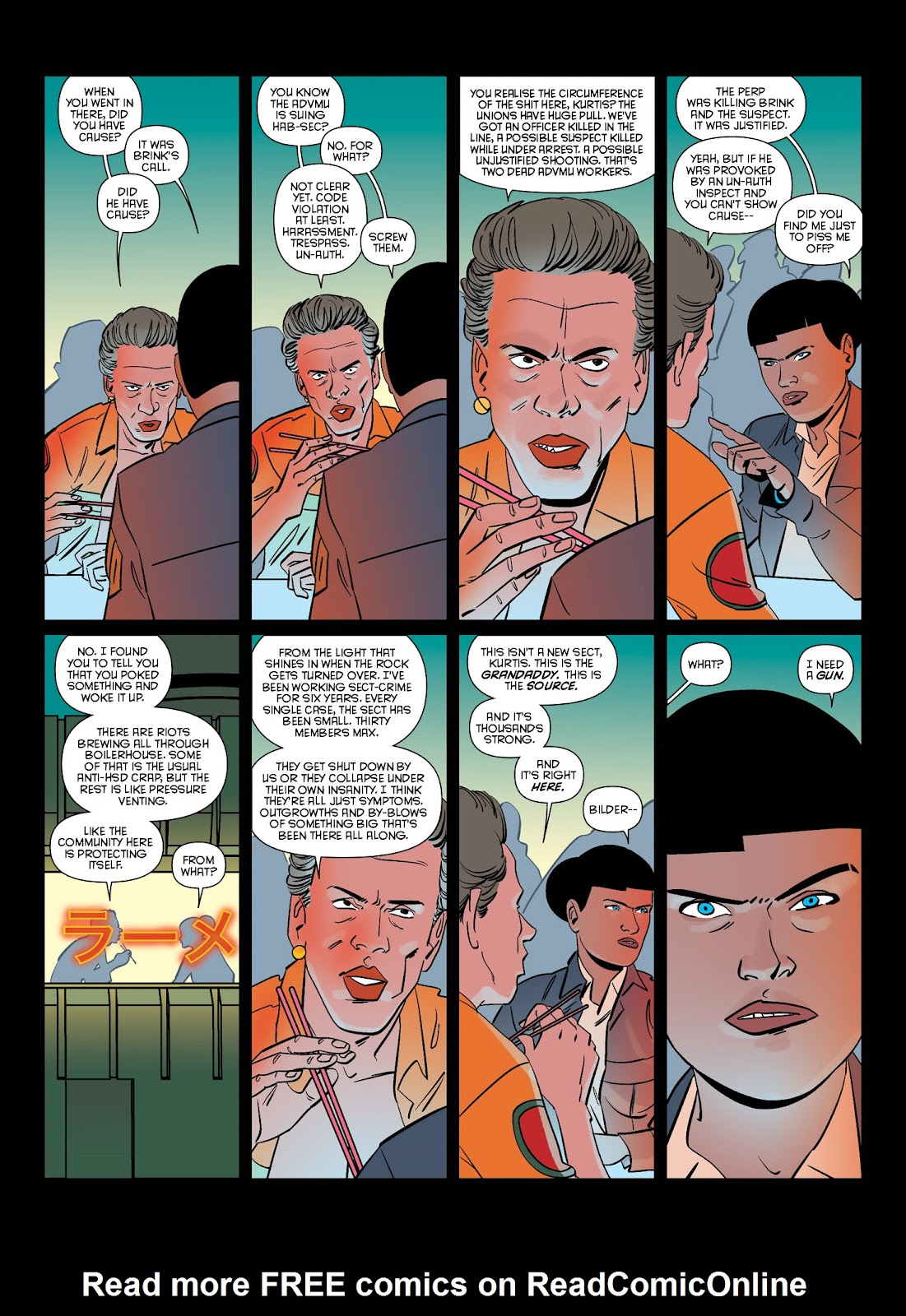 Read online Brink comic -  Issue # TPB 1 - 45