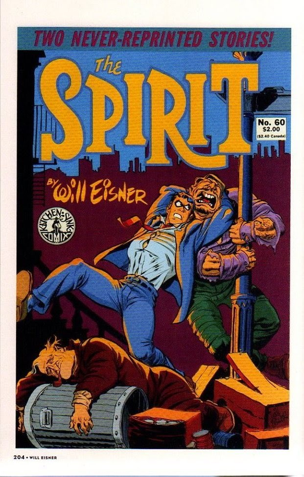 Read online Will Eisner's The Spirit Archives comic -  Issue # TPB 26 (Part 3) - 11