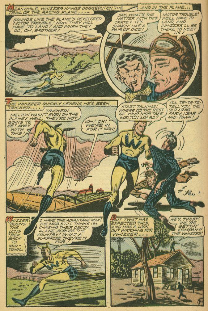 Read online All-Winners Comics comic -  Issue #14 - 29