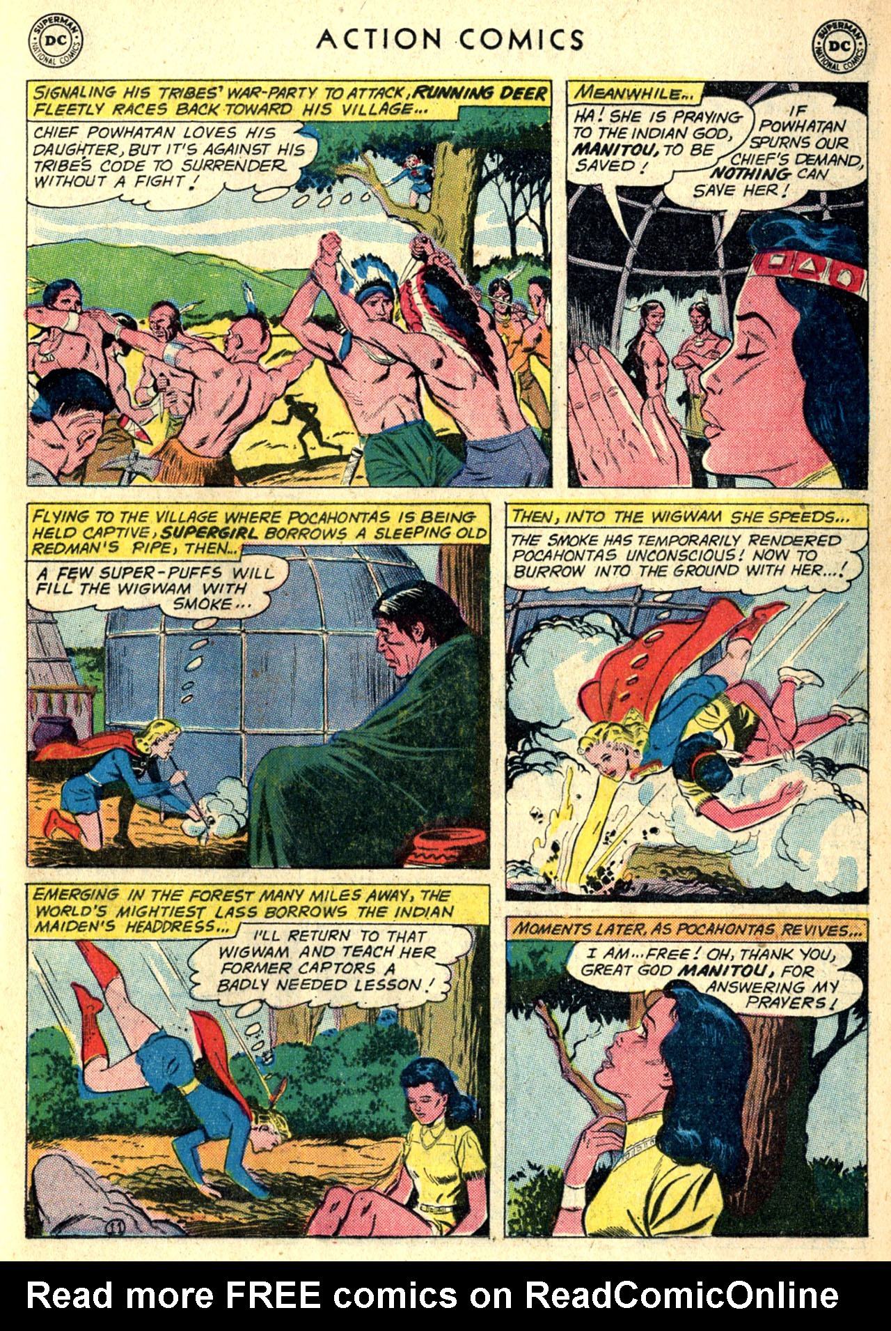 Read online Action Comics (1938) comic -  Issue #274 - 29