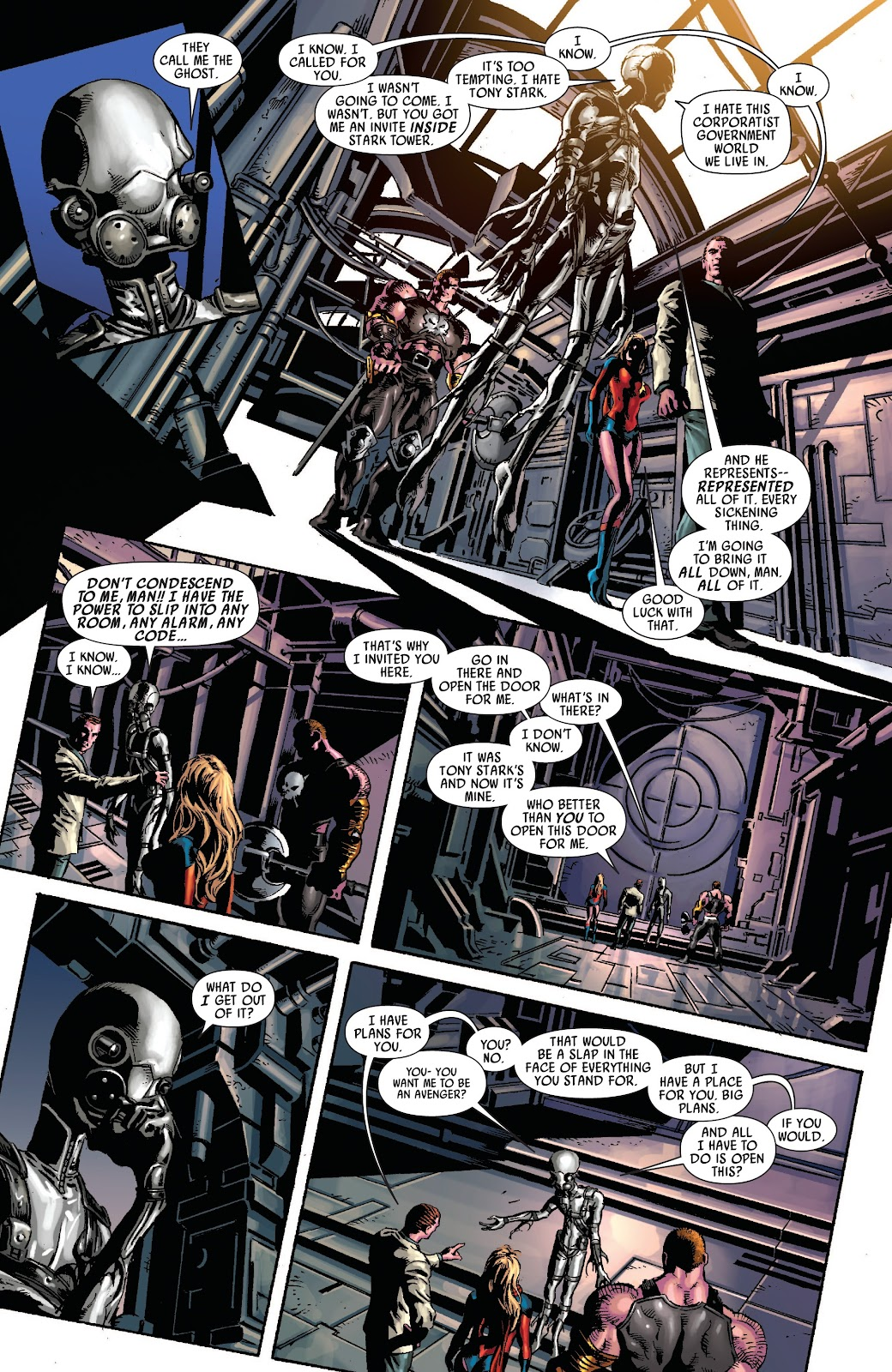 Read online Siege Prelude comic -  Issue # TPB (Part 1) - 26