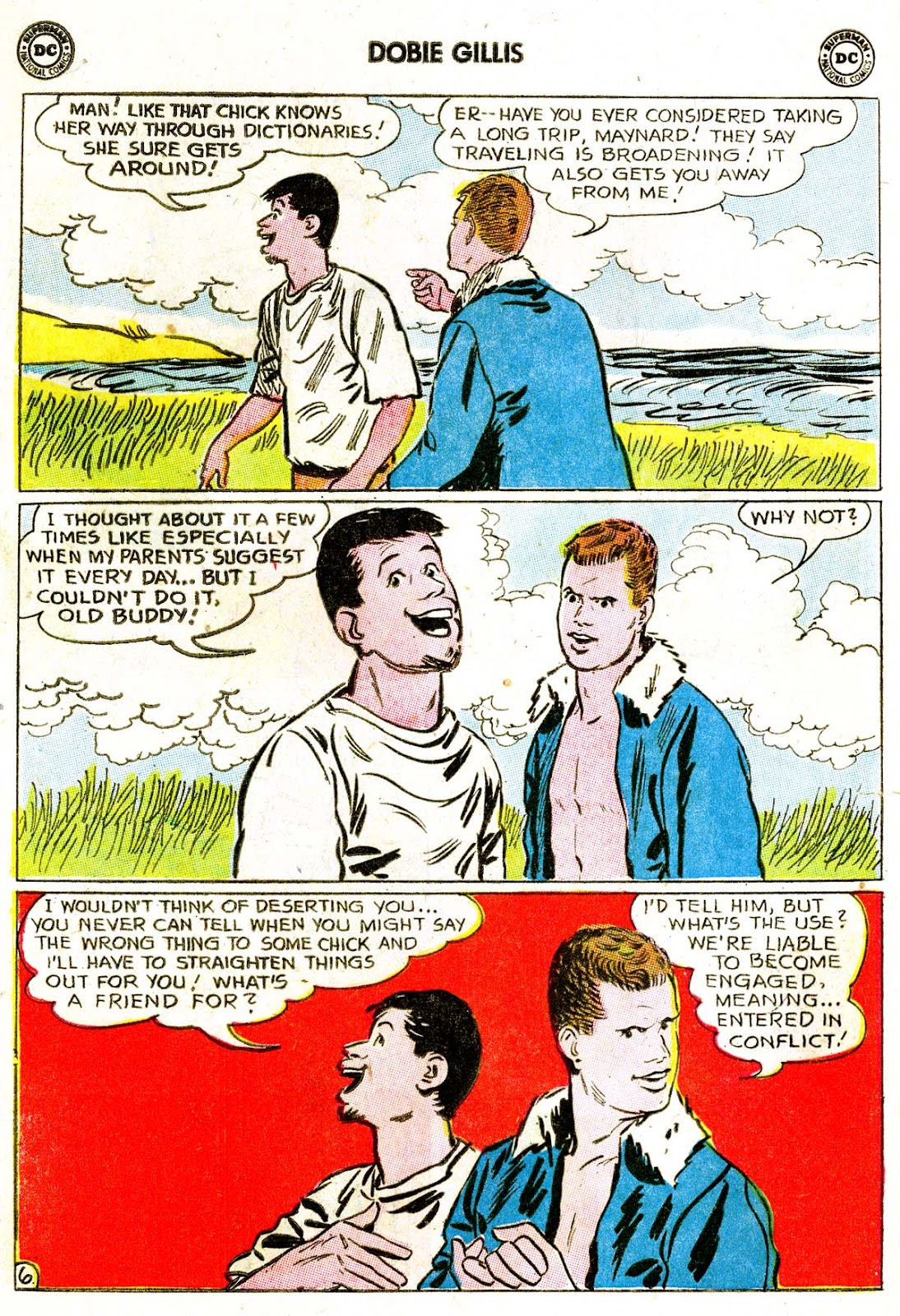 Many Loves of Dobie Gillis issue 21 - Page 8