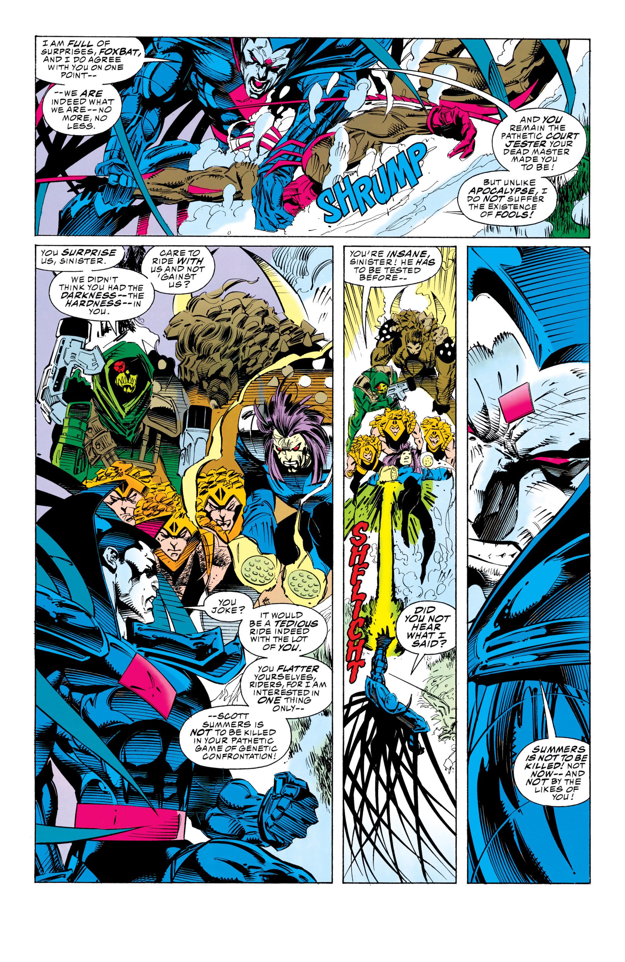 X-Men (1991) 23 Page 11