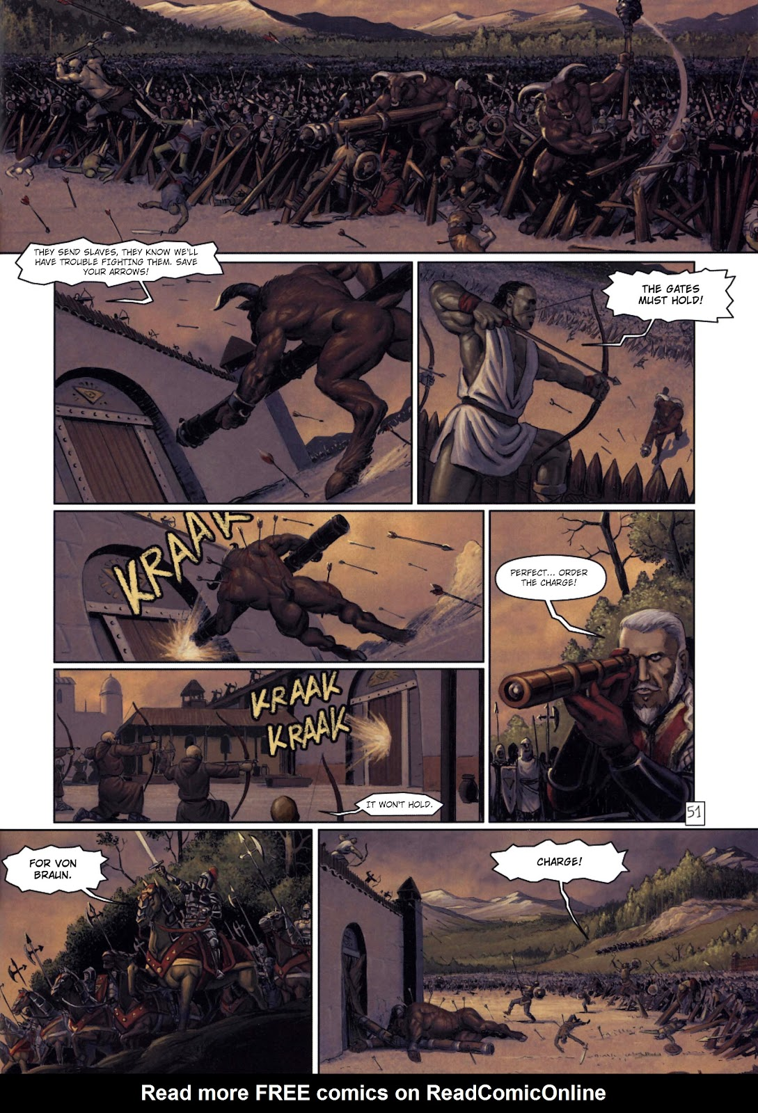 Read online Orks comic -  Issue #2 - 52