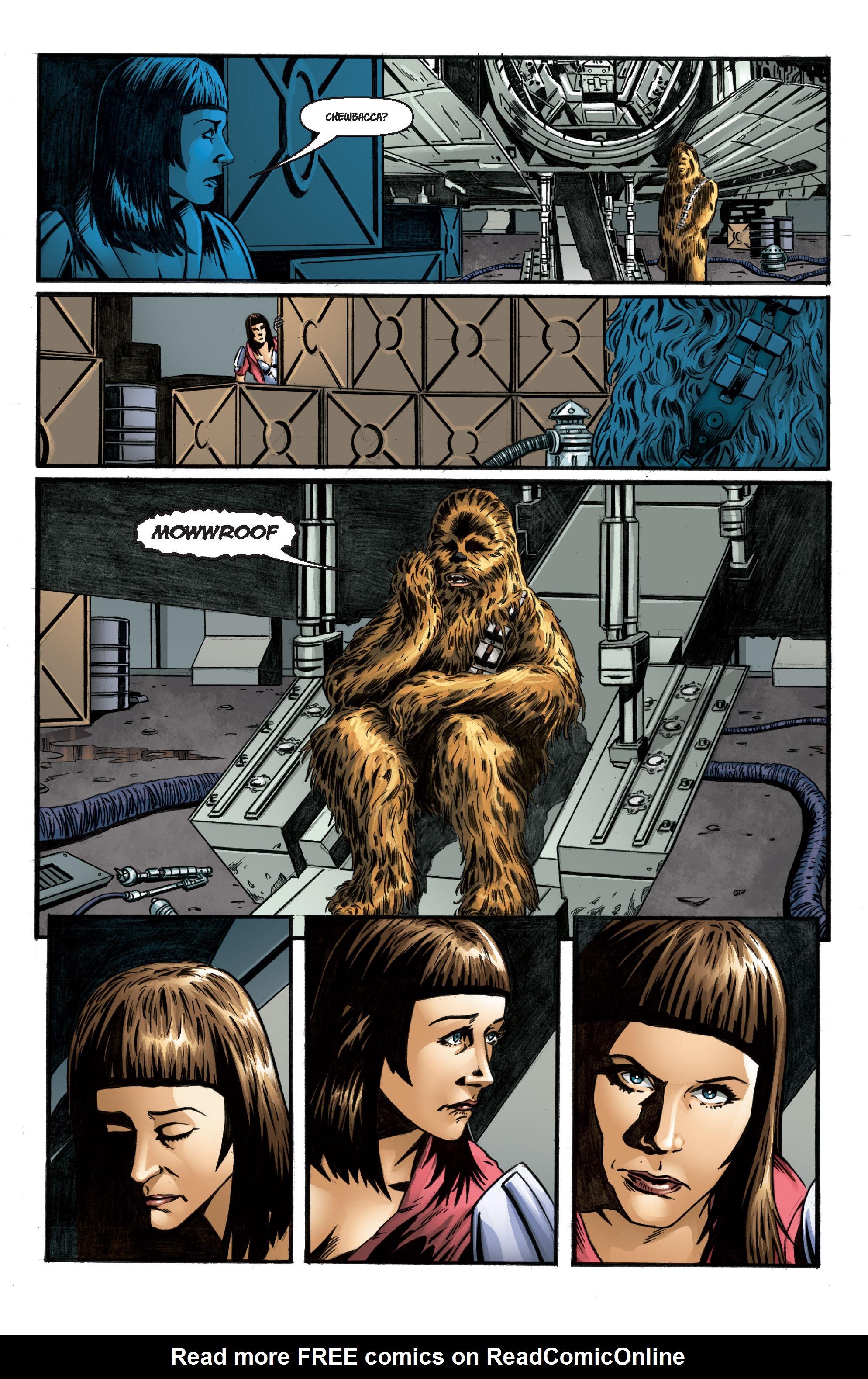 Read online Star Wars Omnibus comic -  Issue # Vol. 17 - 359