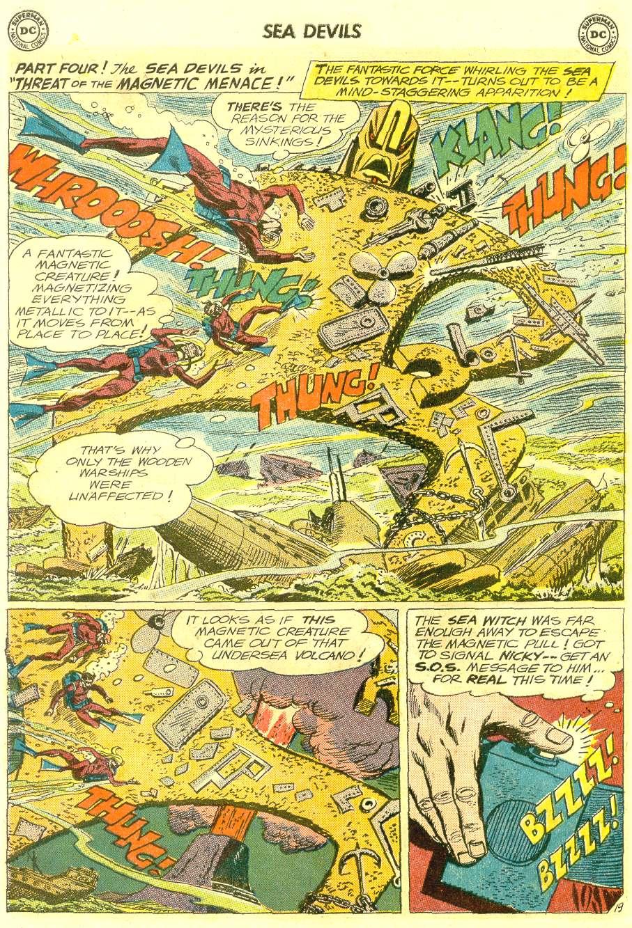 Read online Sea Devils comic -  Issue #12 - 26