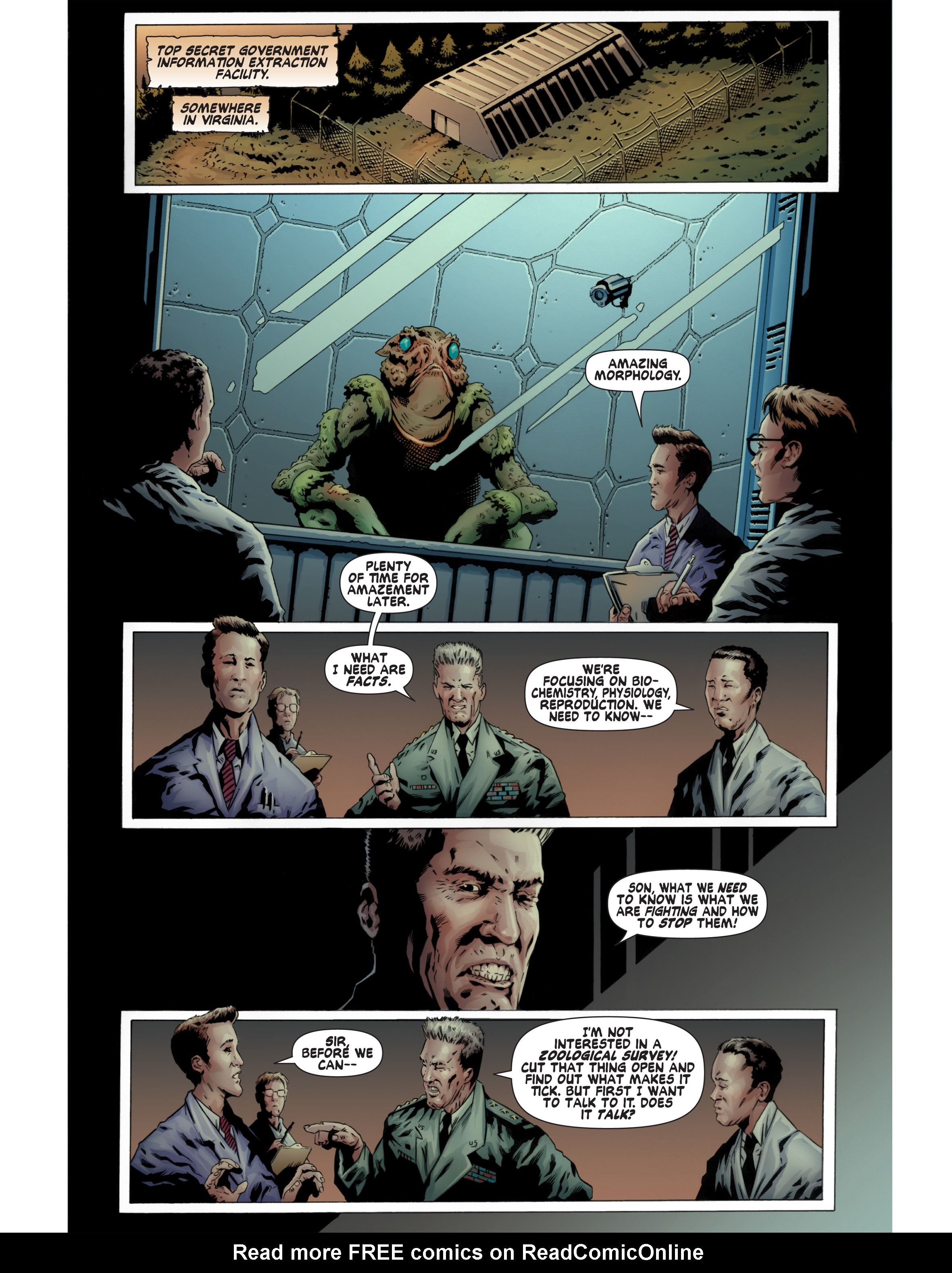 Read online Bad Planet comic -  Issue # TPB - 70