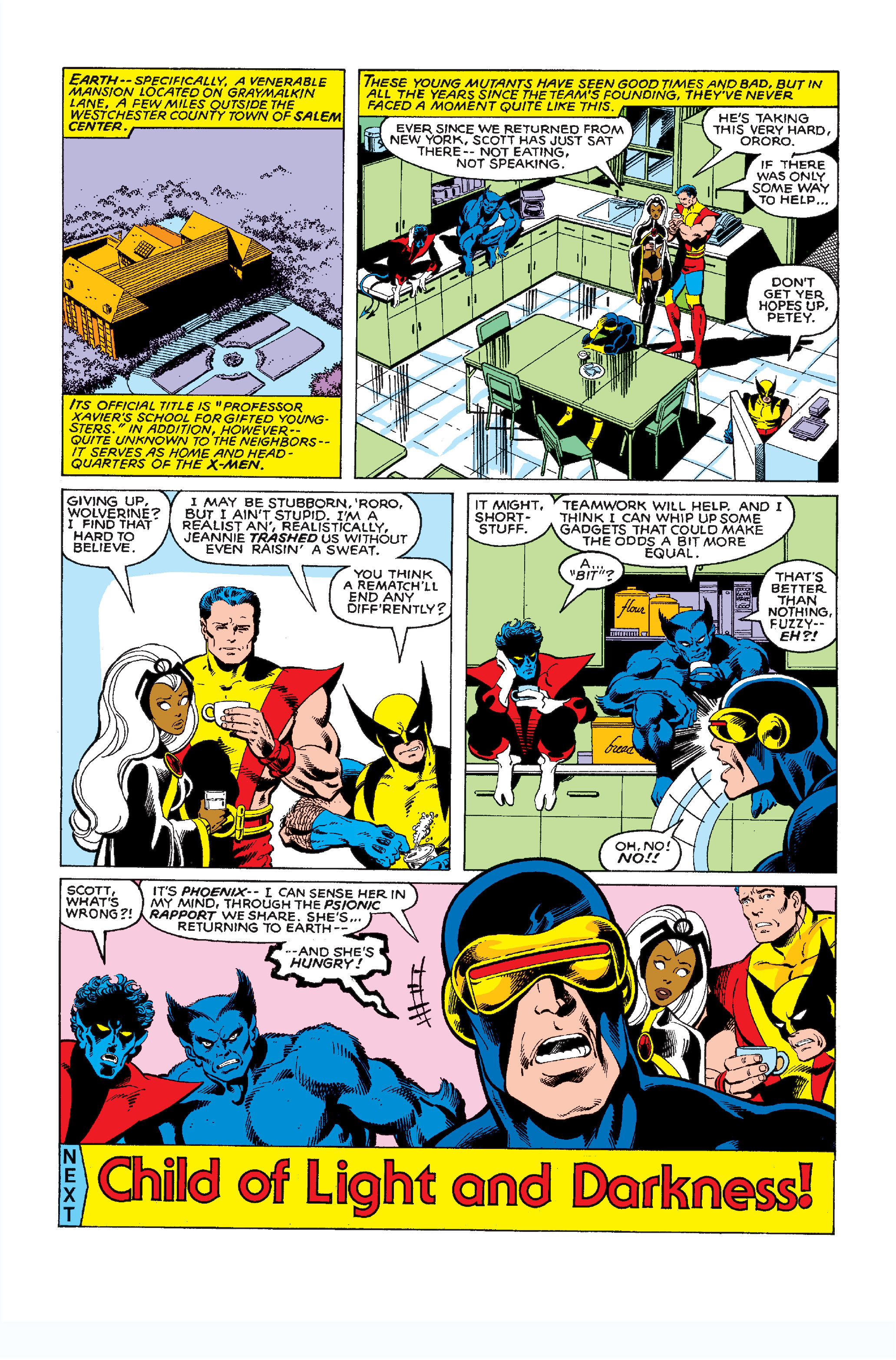 Read online Uncanny X-Men (1963) comic -  Issue #135 - 18