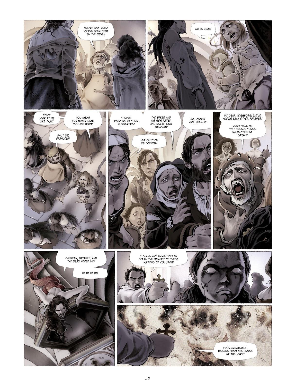 Read online Arthus Trivium comic -  Issue #4 - 40