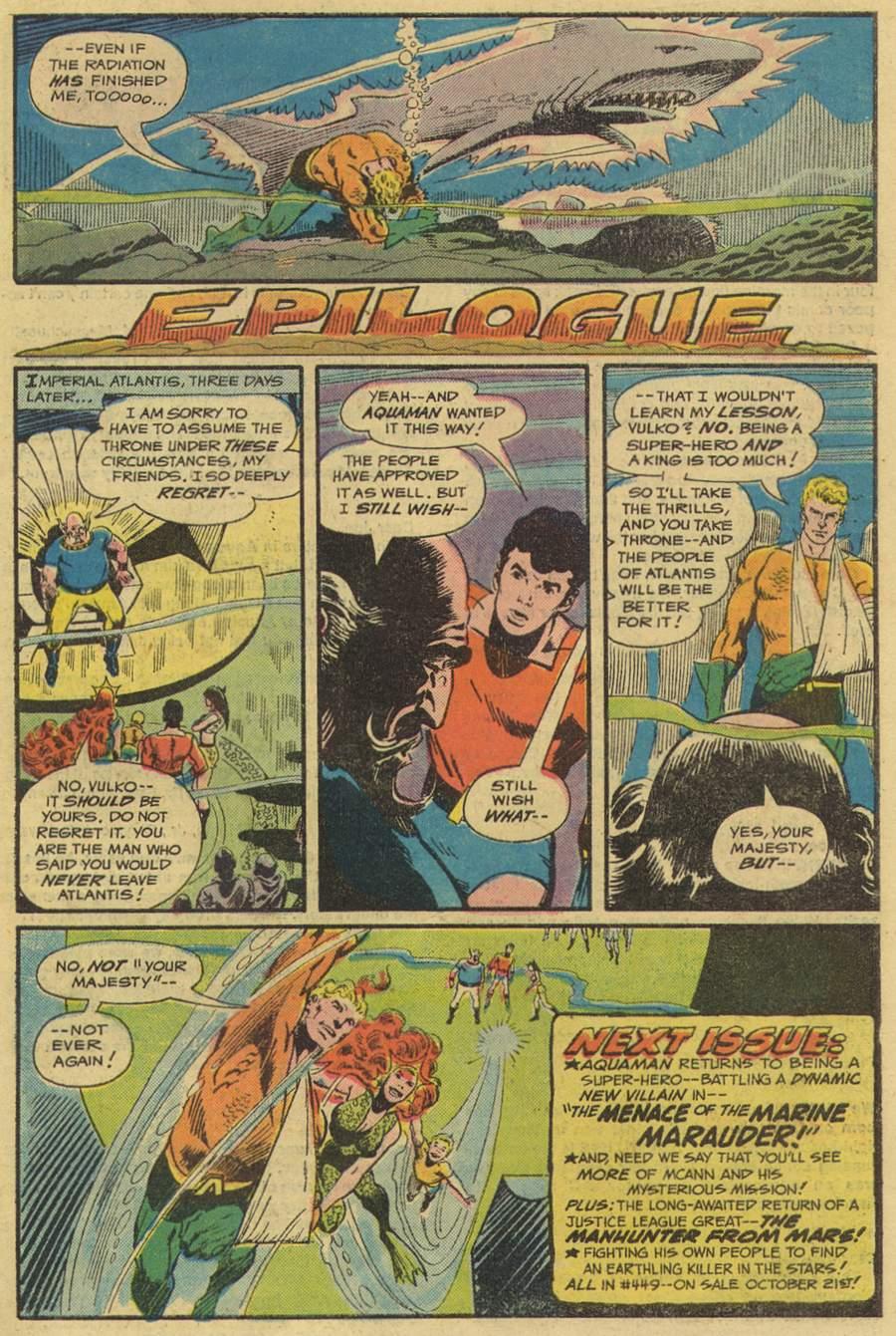 Read online Adventure Comics (1938) comic -  Issue #448 - 30