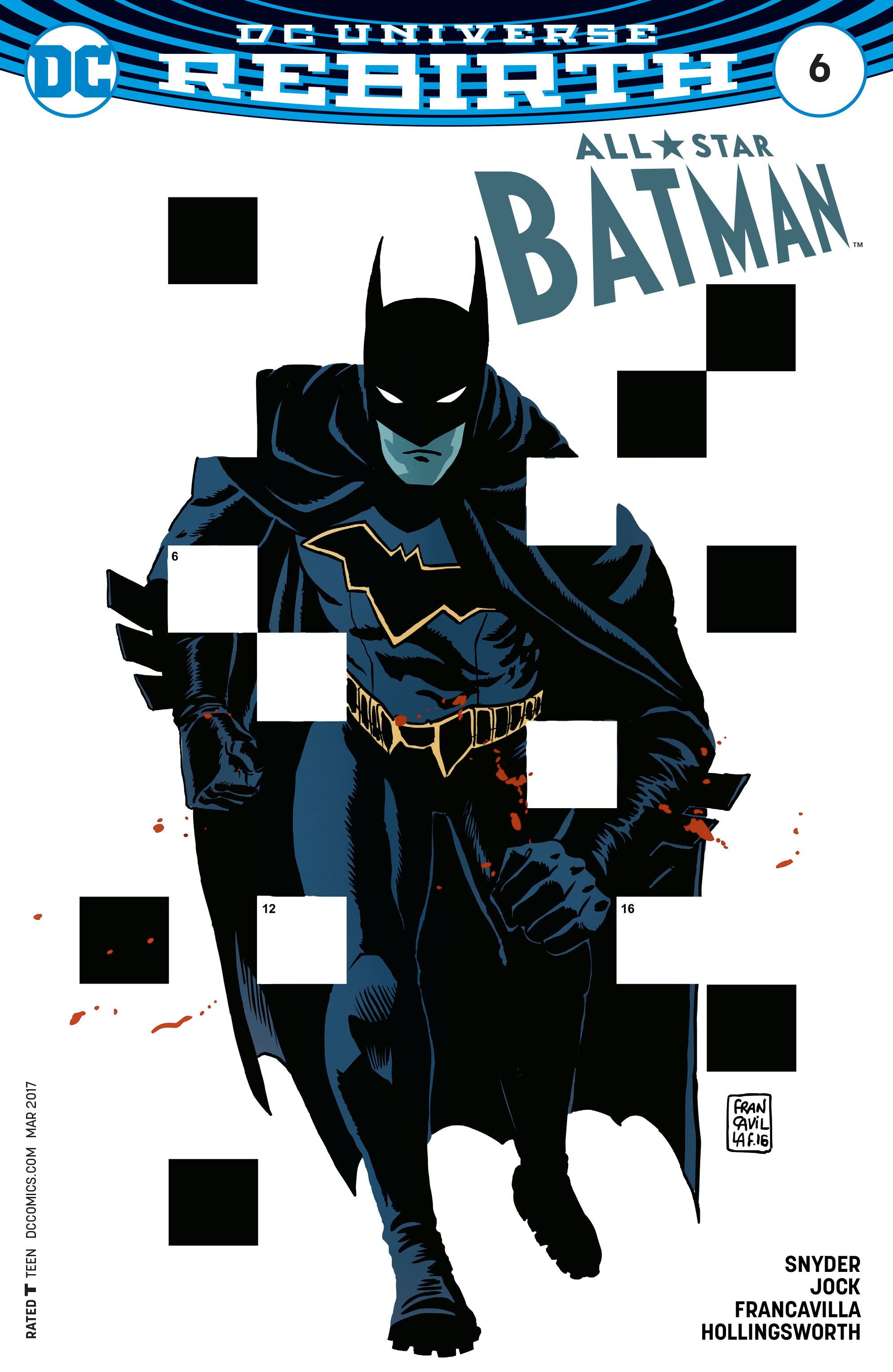 Read online All-Star Batman comic -  Issue #6 - 3