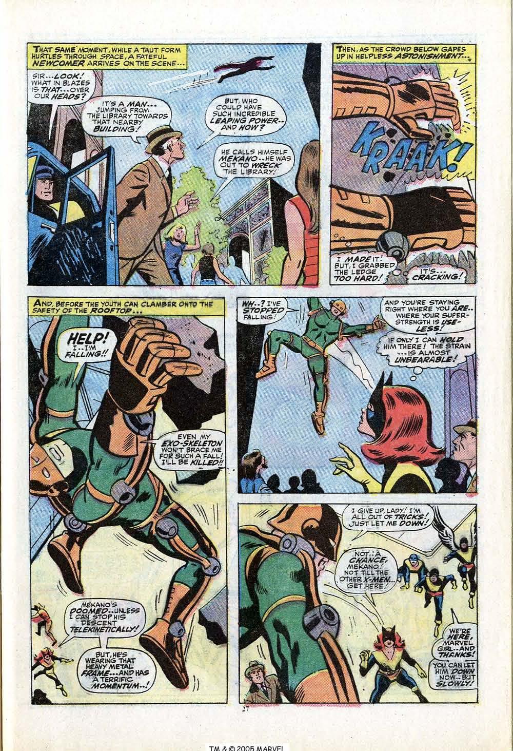 Uncanny X-Men (1963) 84 Page 28