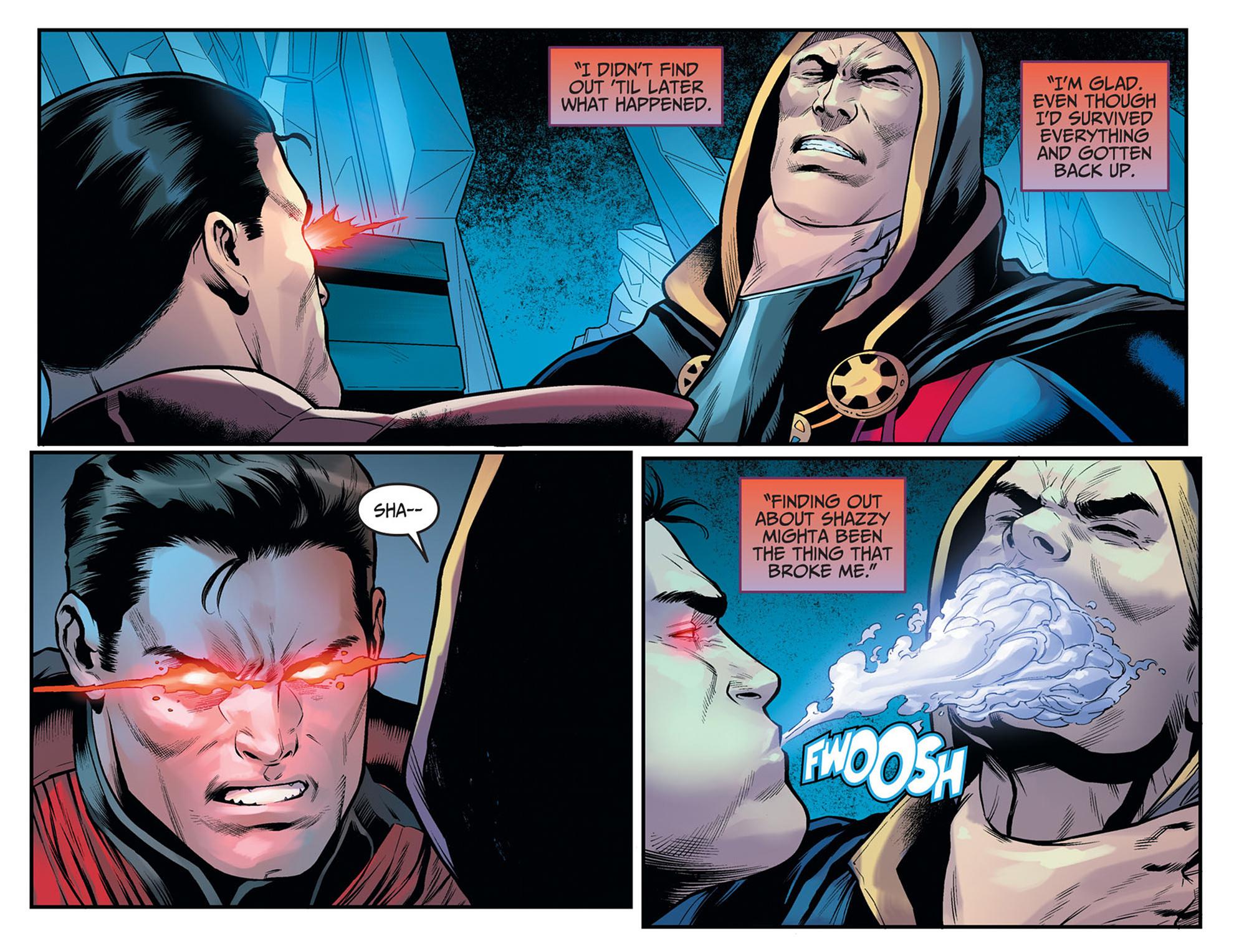 Read online Injustice: Ground Zero comic -  Issue #20 - 19