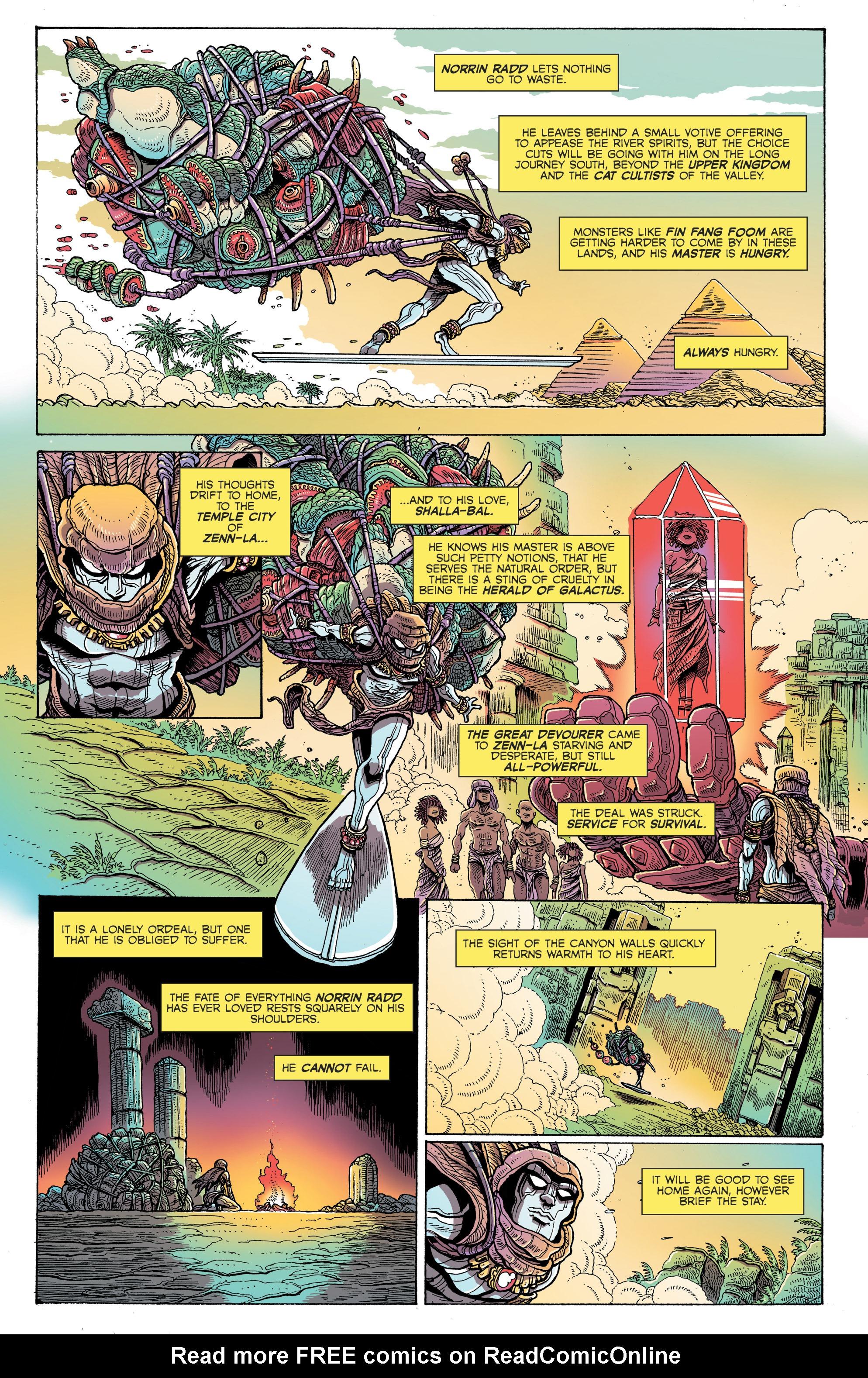 Read online Secret Wars: Battleworld comic -  Issue #4 - 8