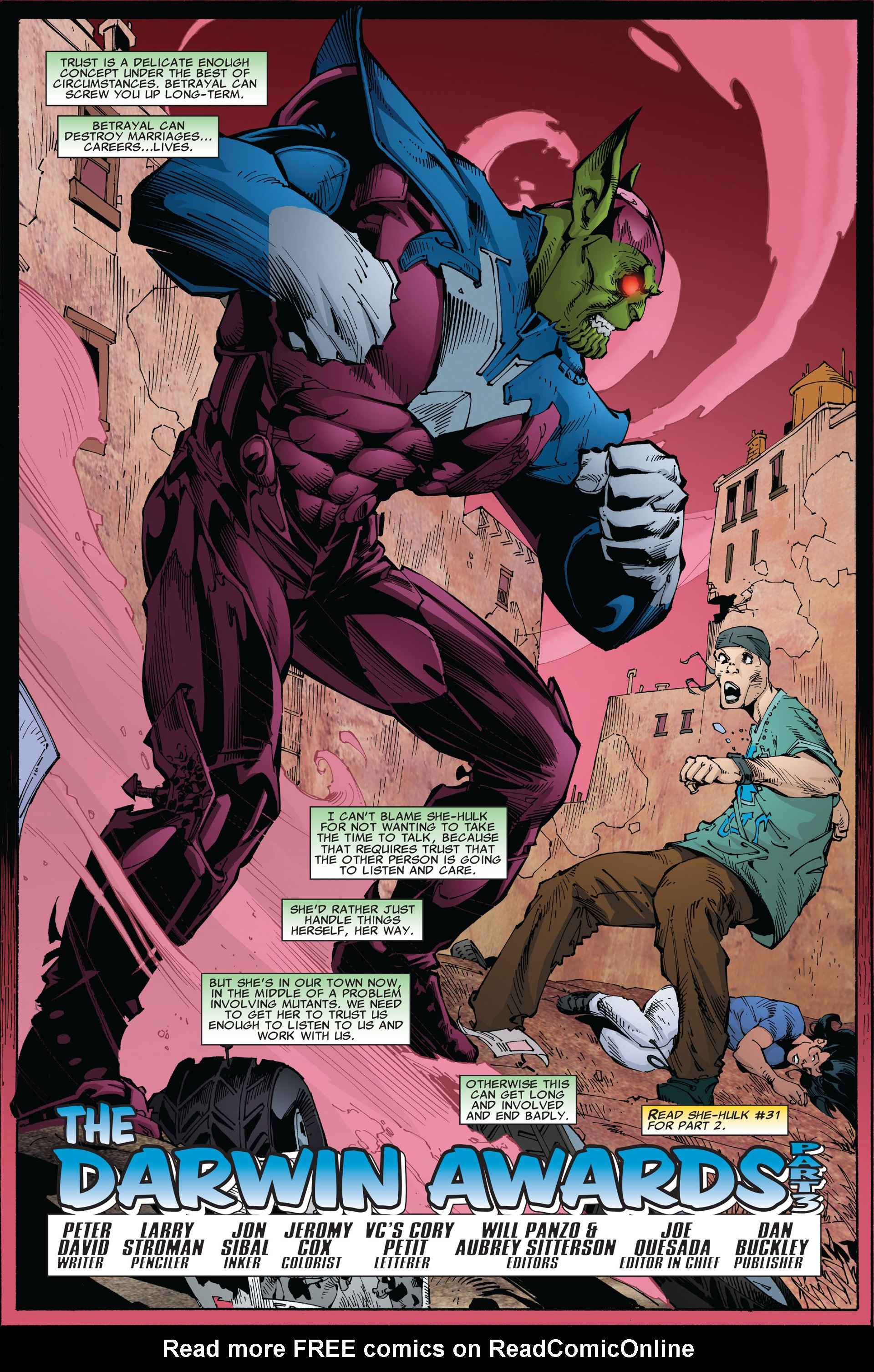 Read online X-Factor (2006) comic -  Issue #34 - 8