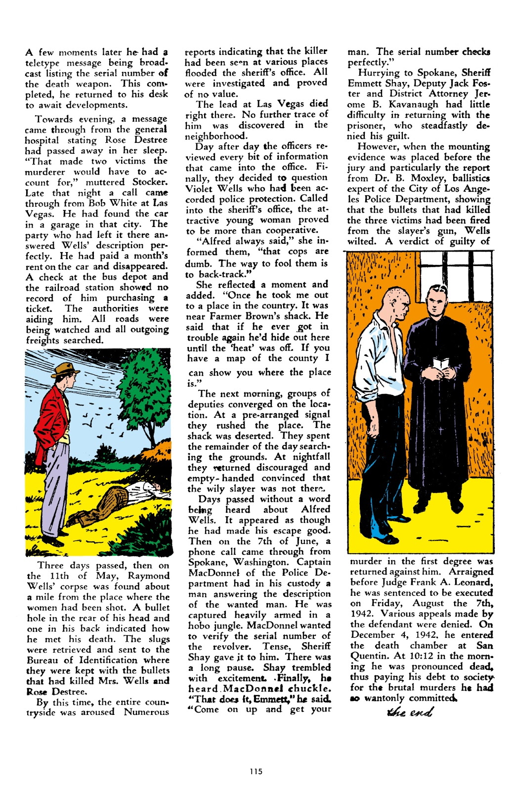 Read online Crime Does Not Pay Archives comic -  Issue # TPB 7 (Part 2) - 17