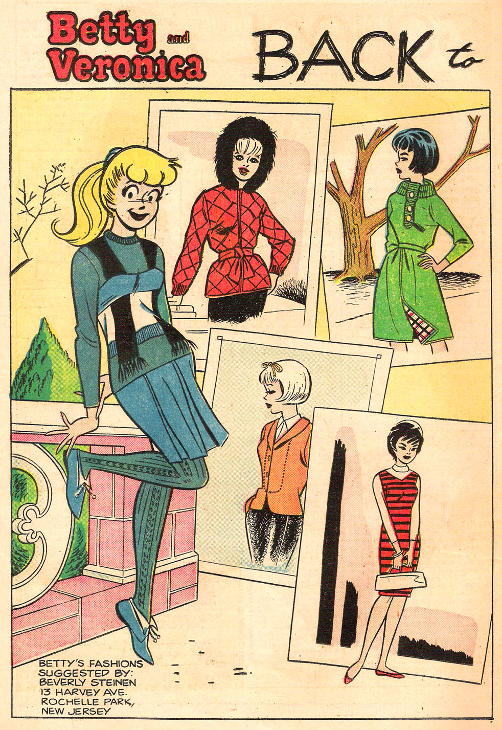 Read online Archie's Girls Betty and Veronica comic -  Issue #98 - 10