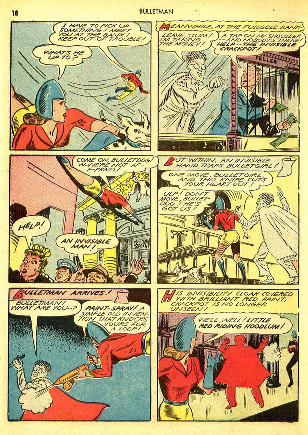 Bulletman issue 12 - Page 17
