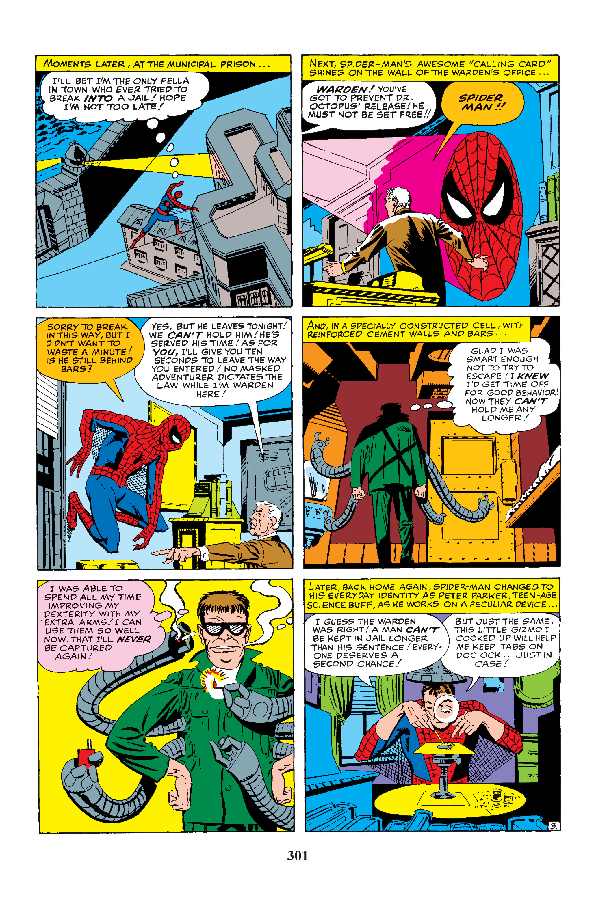 The Amazing Spider-Man (1963) 11 Page 3