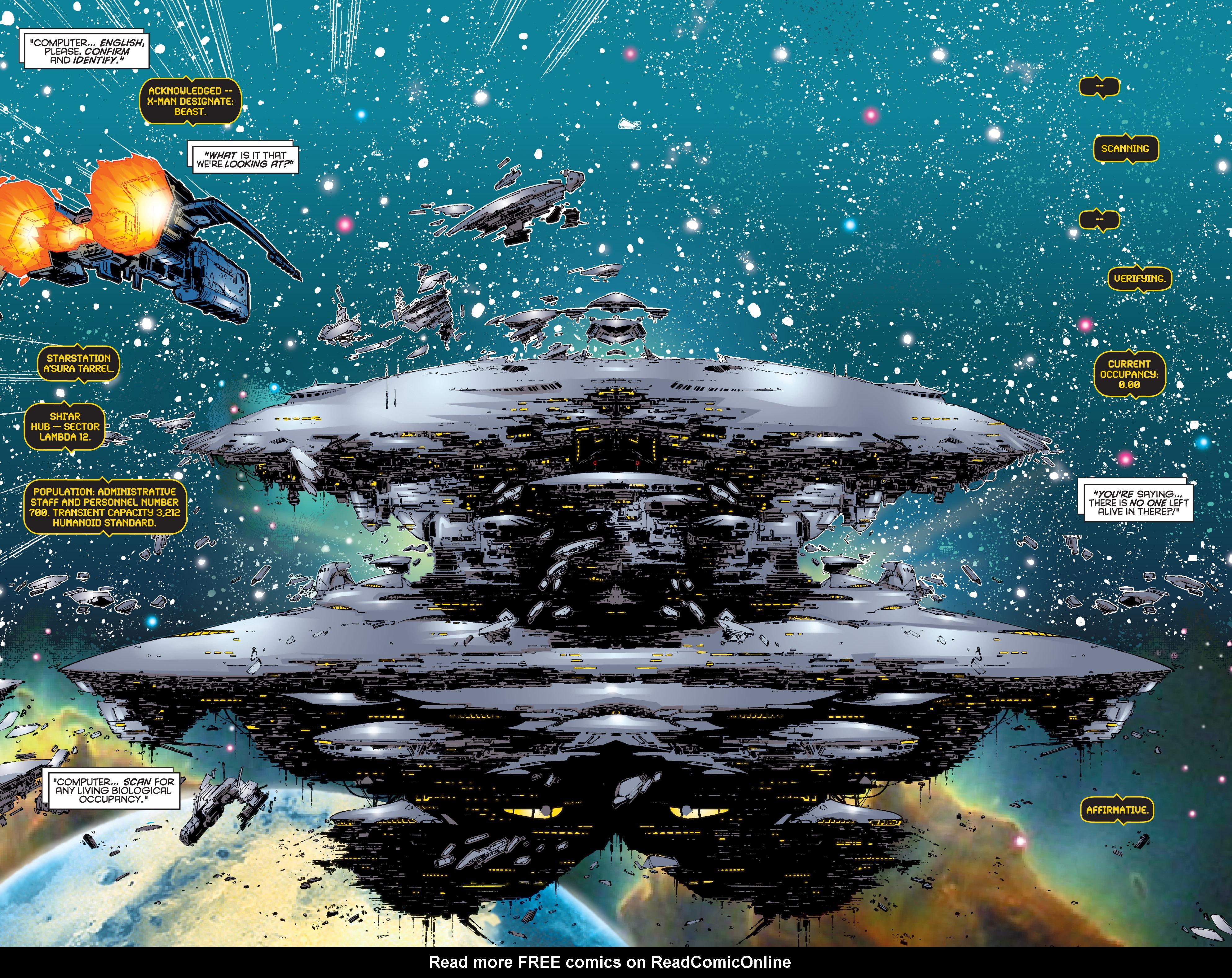Read online Uncanny X-Men (1963) comic -  Issue #342 - 18