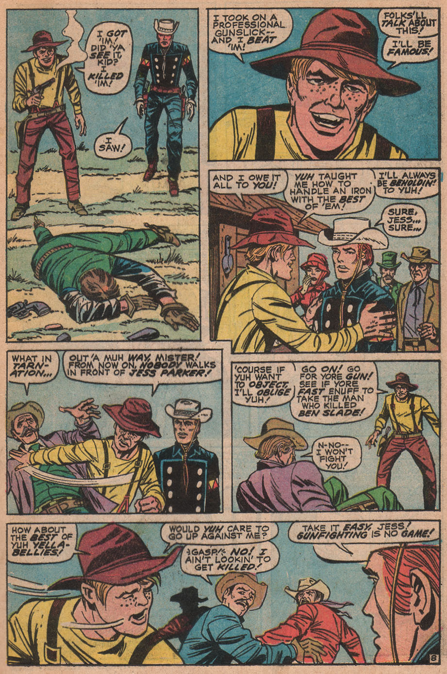 The Rawhide Kid (1955) issue 88 - Page 13