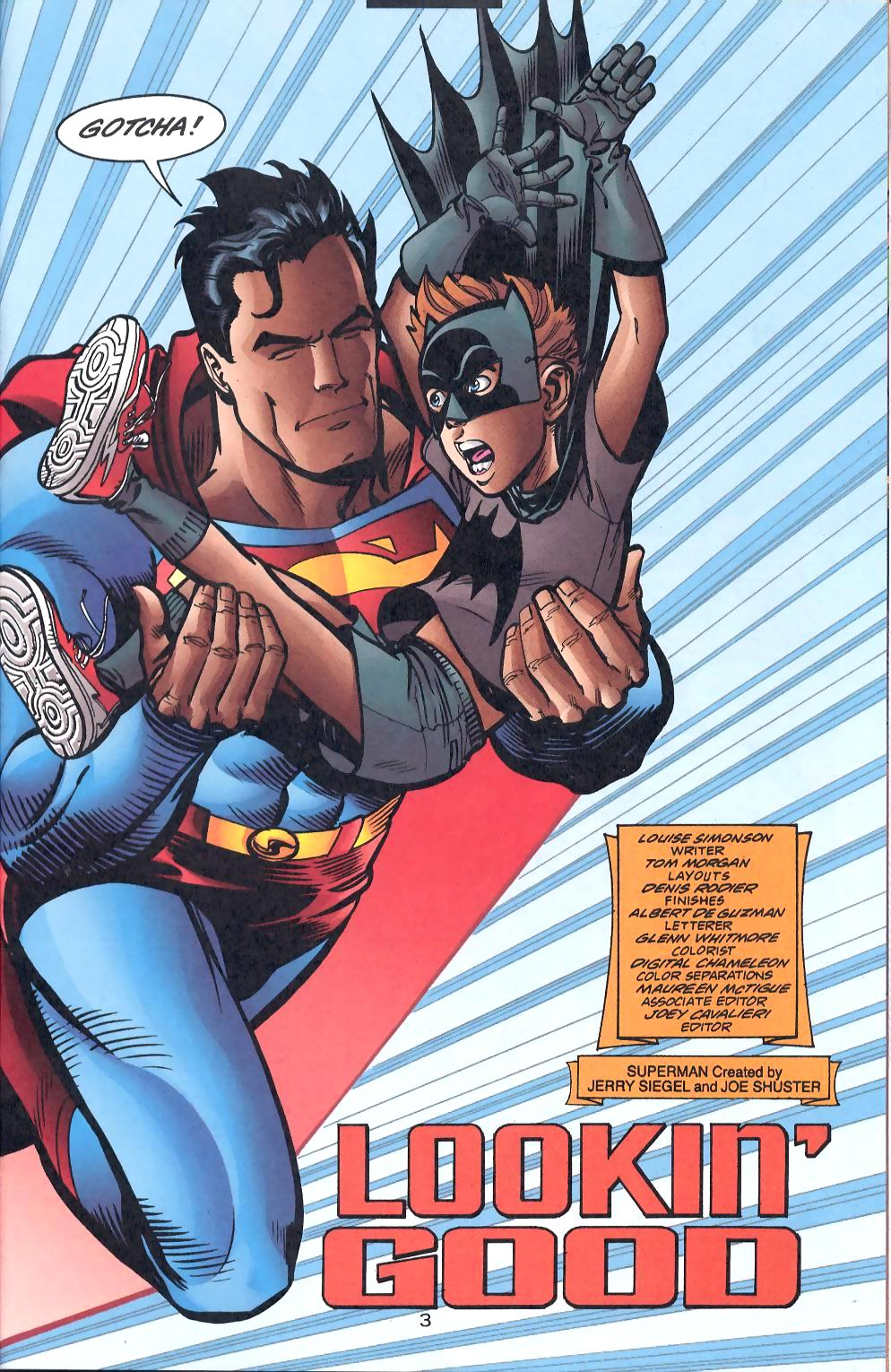 Read online Adventures of Superman (1987) comic -  Issue #568 - 5