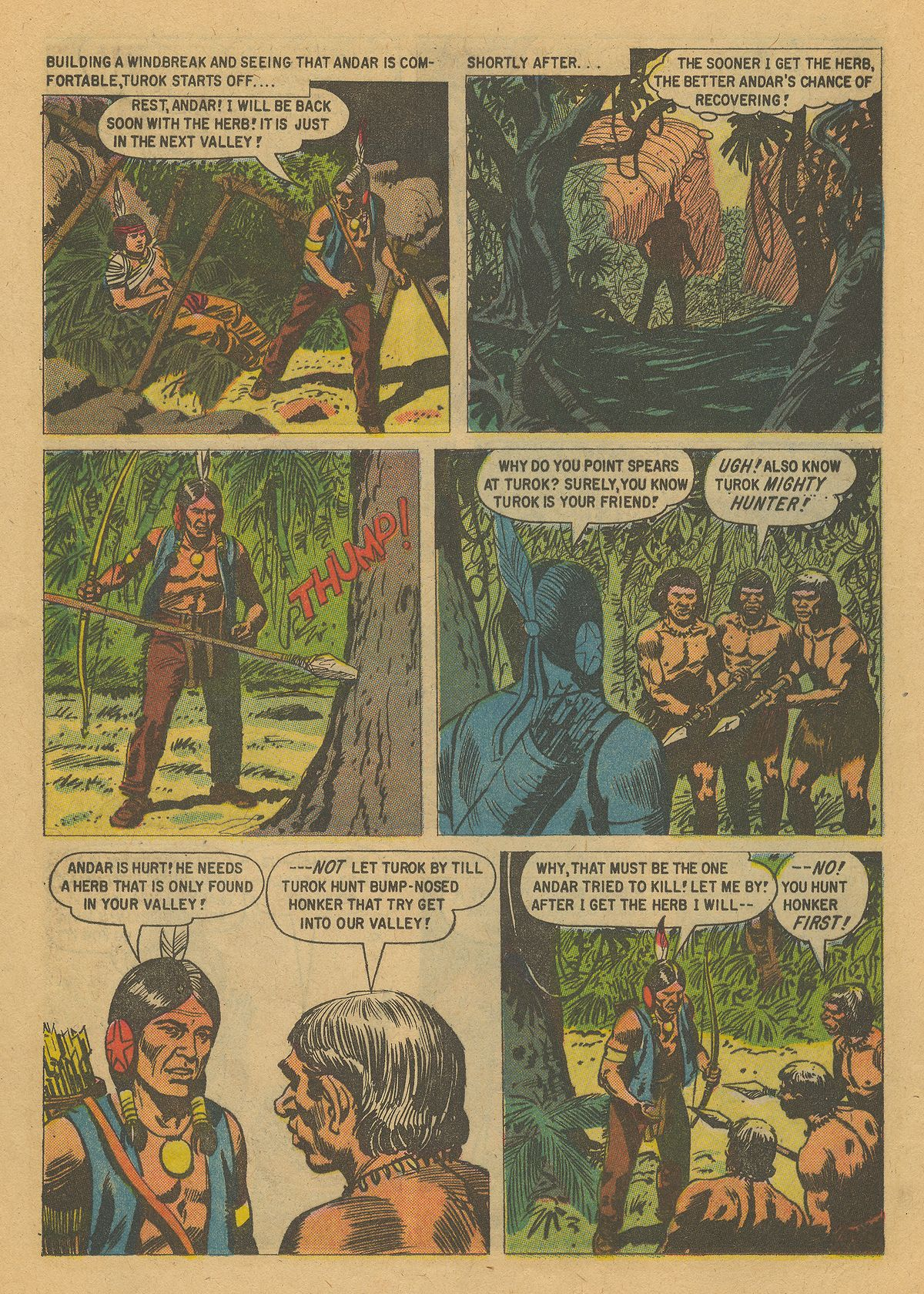 Read online Turok, Son of Stone comic -  Issue #16 - 24