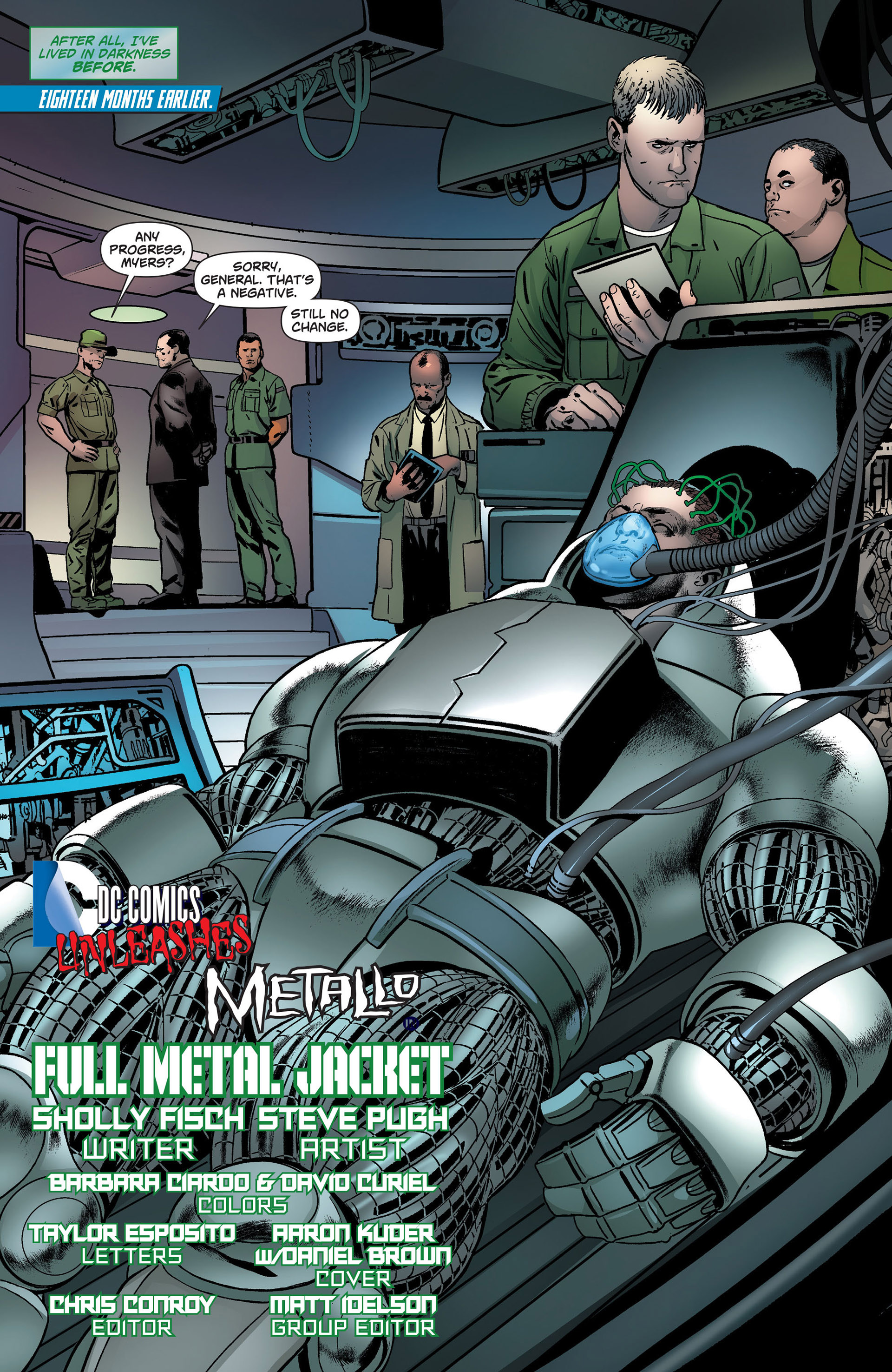 Read online Action Comics (2011) comic -  Issue #23.4 - 3