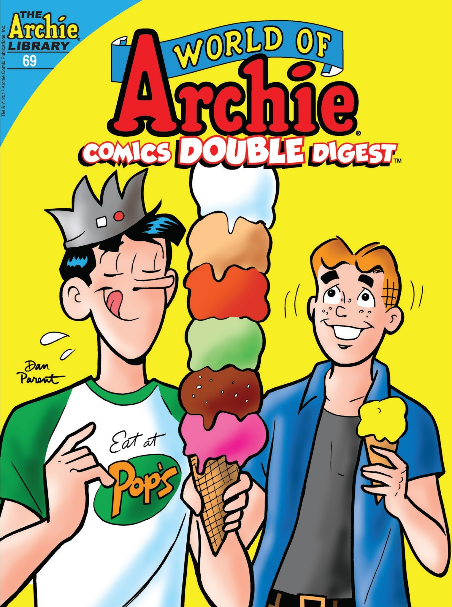 World of Archie Double Digest 69 Page 1