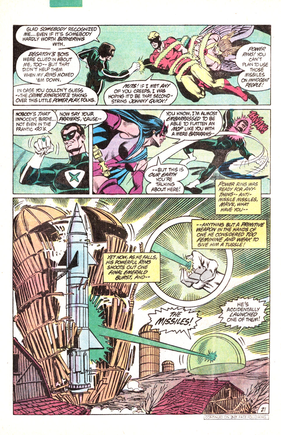 Read online All-Star Squadron comic -  Issue #15 - 43