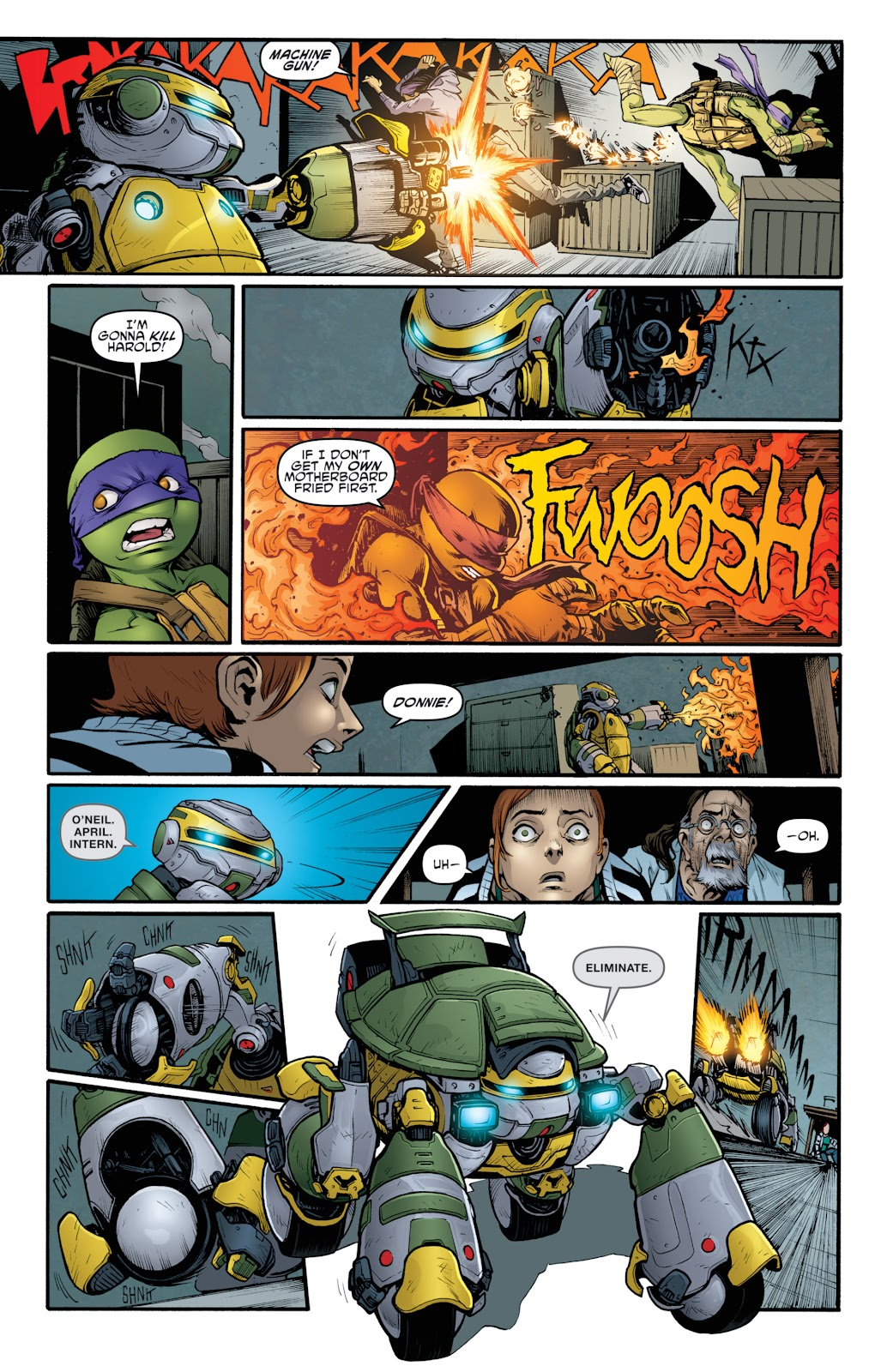 Read online Teenage Mutant Ninja Turtles: The IDW Collection comic -  Issue # TPB 4 (Part 3) - 49