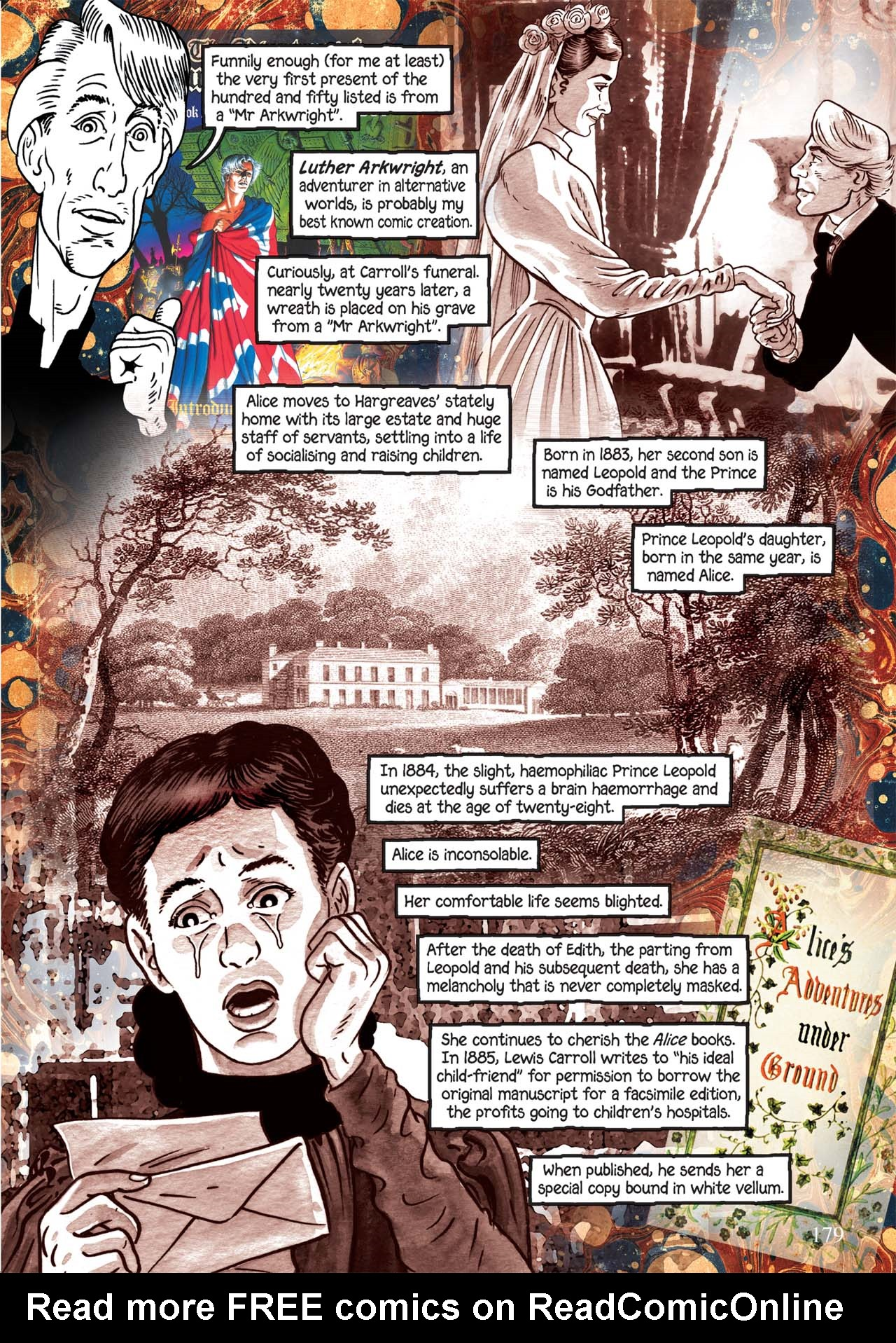 Read online Alice in Sunderland comic -  Issue # Full - 183