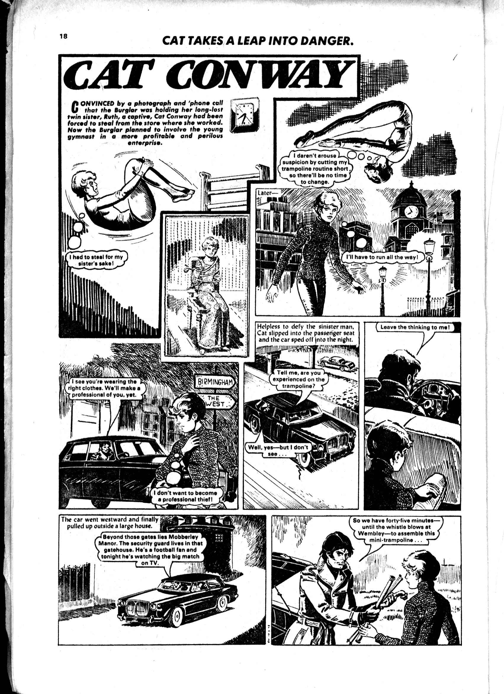 Read online Judy comic -  Issue #1000 - 18