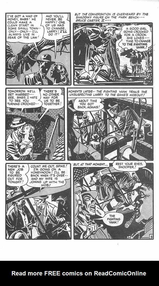 Read online Golden-Age Men of Mystery comic -  Issue #2 - 15