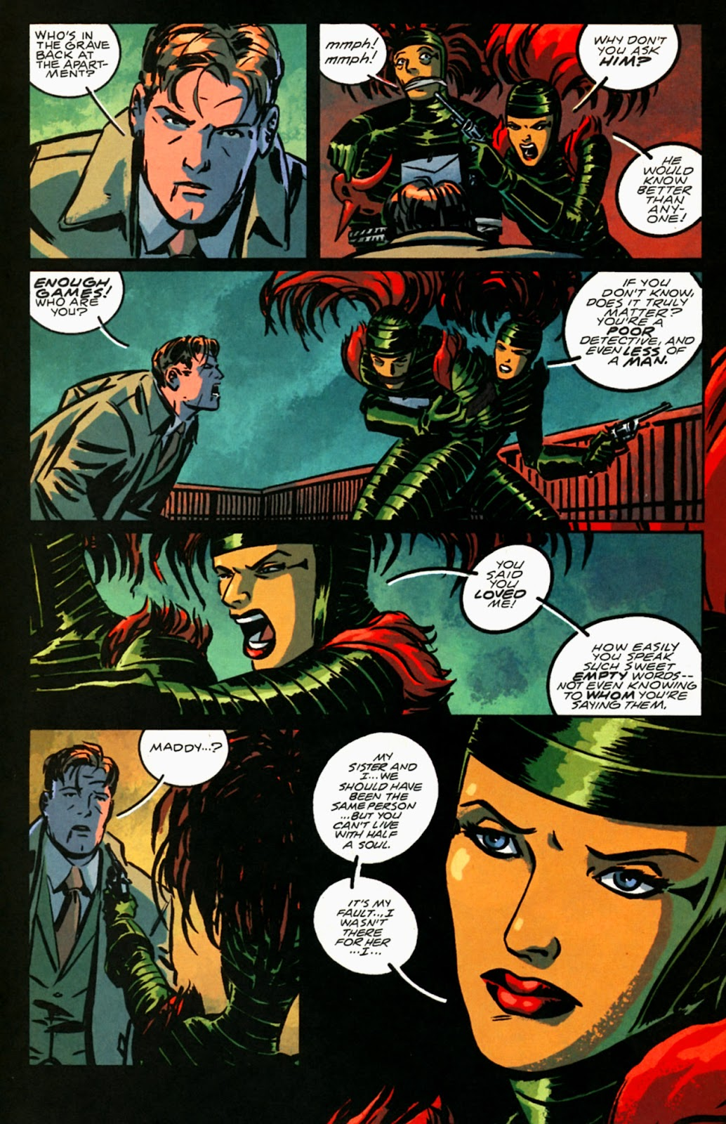Read online Beware The Creeper (2003) comic -  Issue #5 - 16