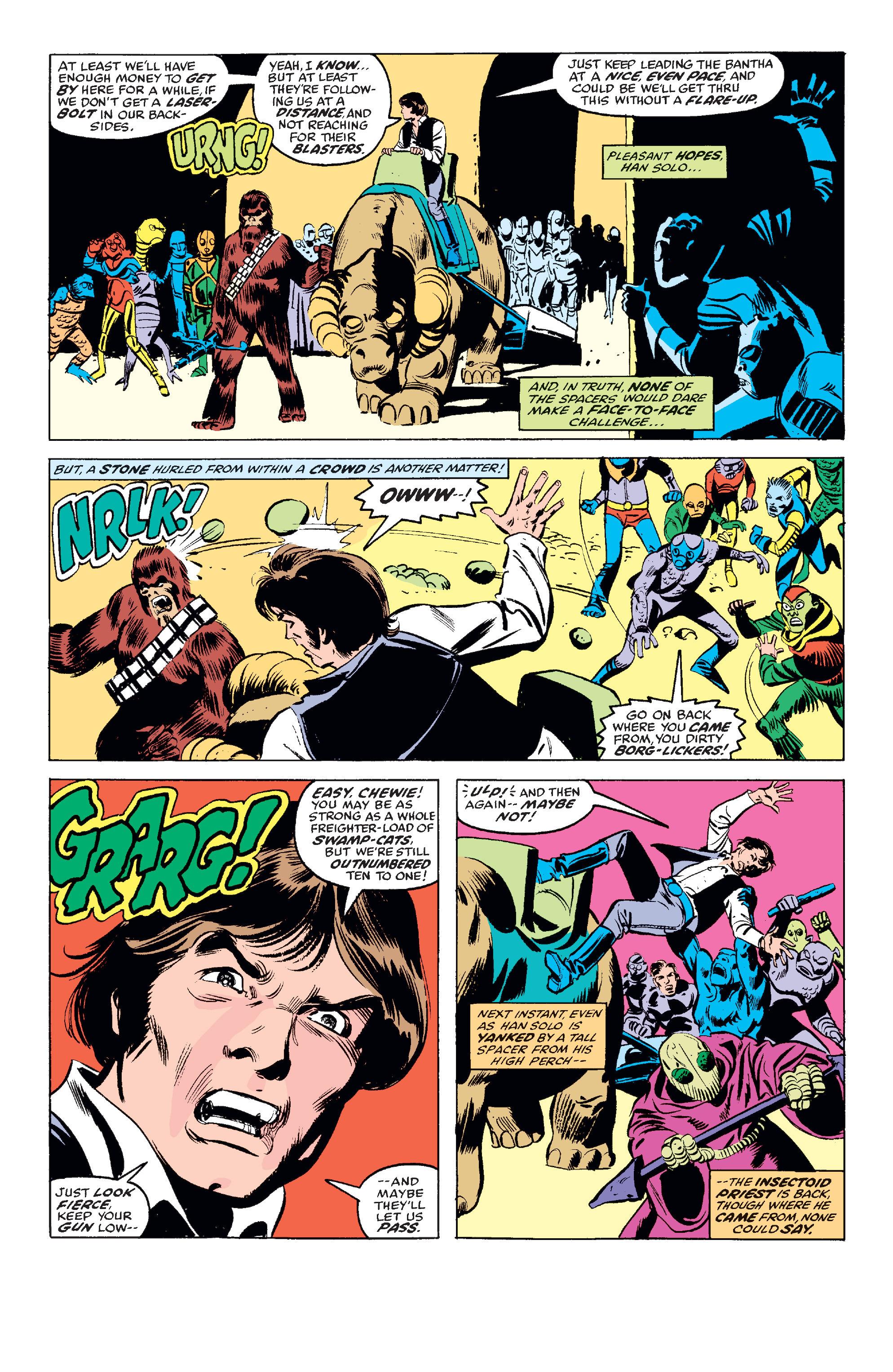 Read online Star Wars Omnibus comic -  Issue # Vol. 13 - 127