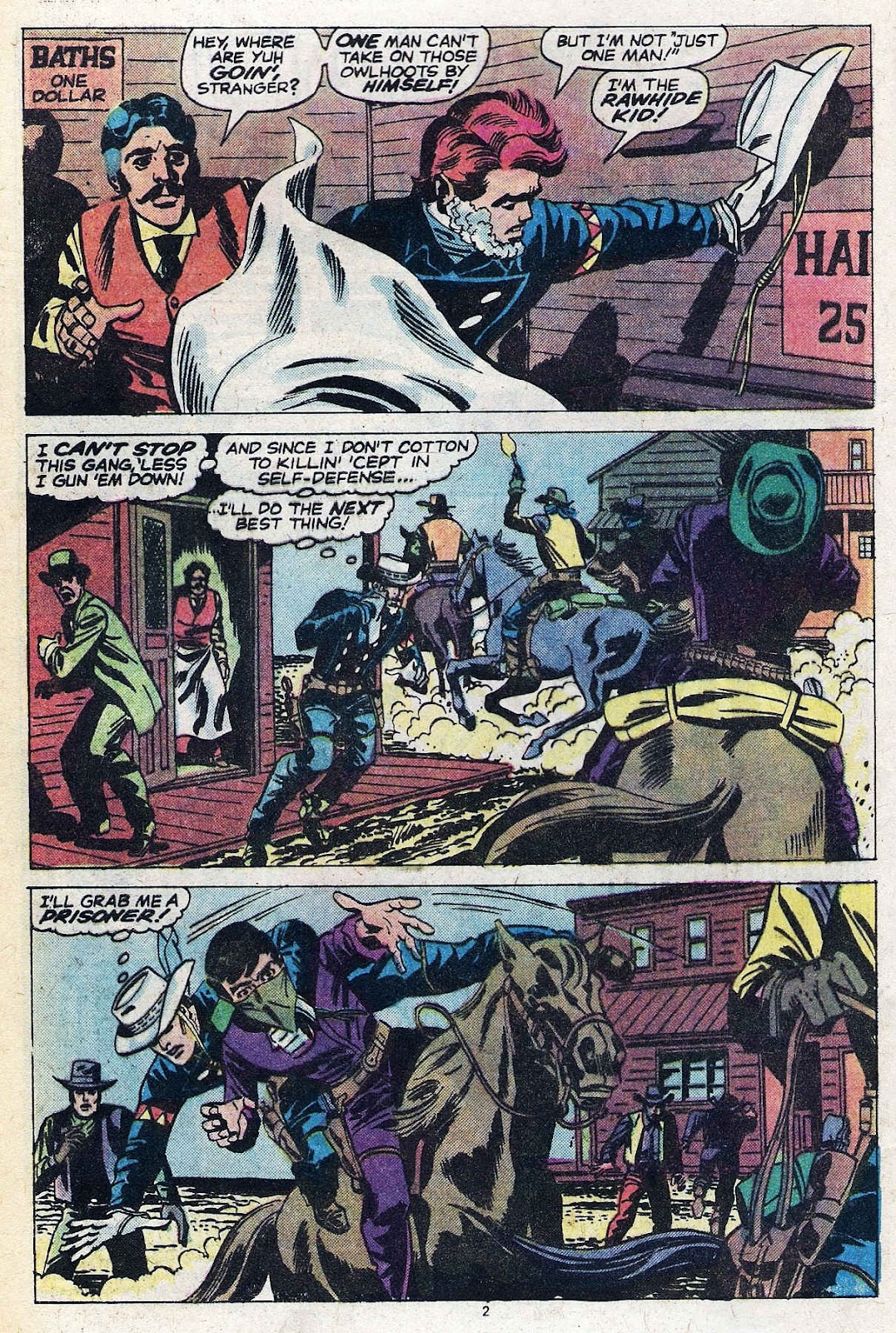The Rawhide Kid (1955) issue 149 - Page 4