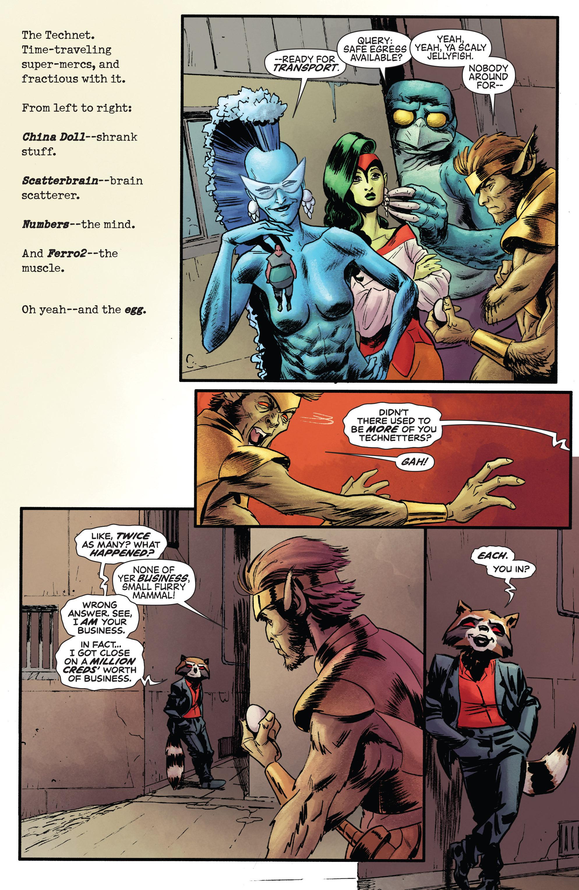 Read online Rocket comic -  Issue #1 - 13