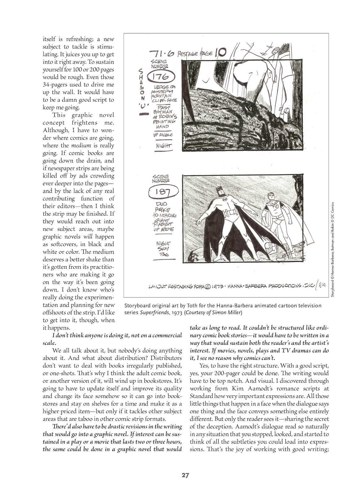 Read online Setting the Standard: Comics by Alex Toth 1952-1954 comic -  Issue # TPB (Part 1) - 26
