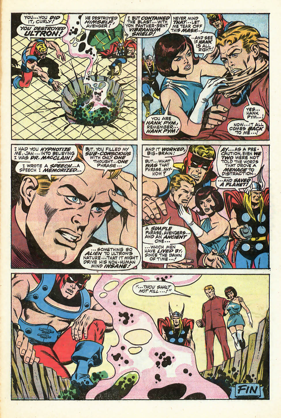 The Avengers (1963) 68 Page 20
