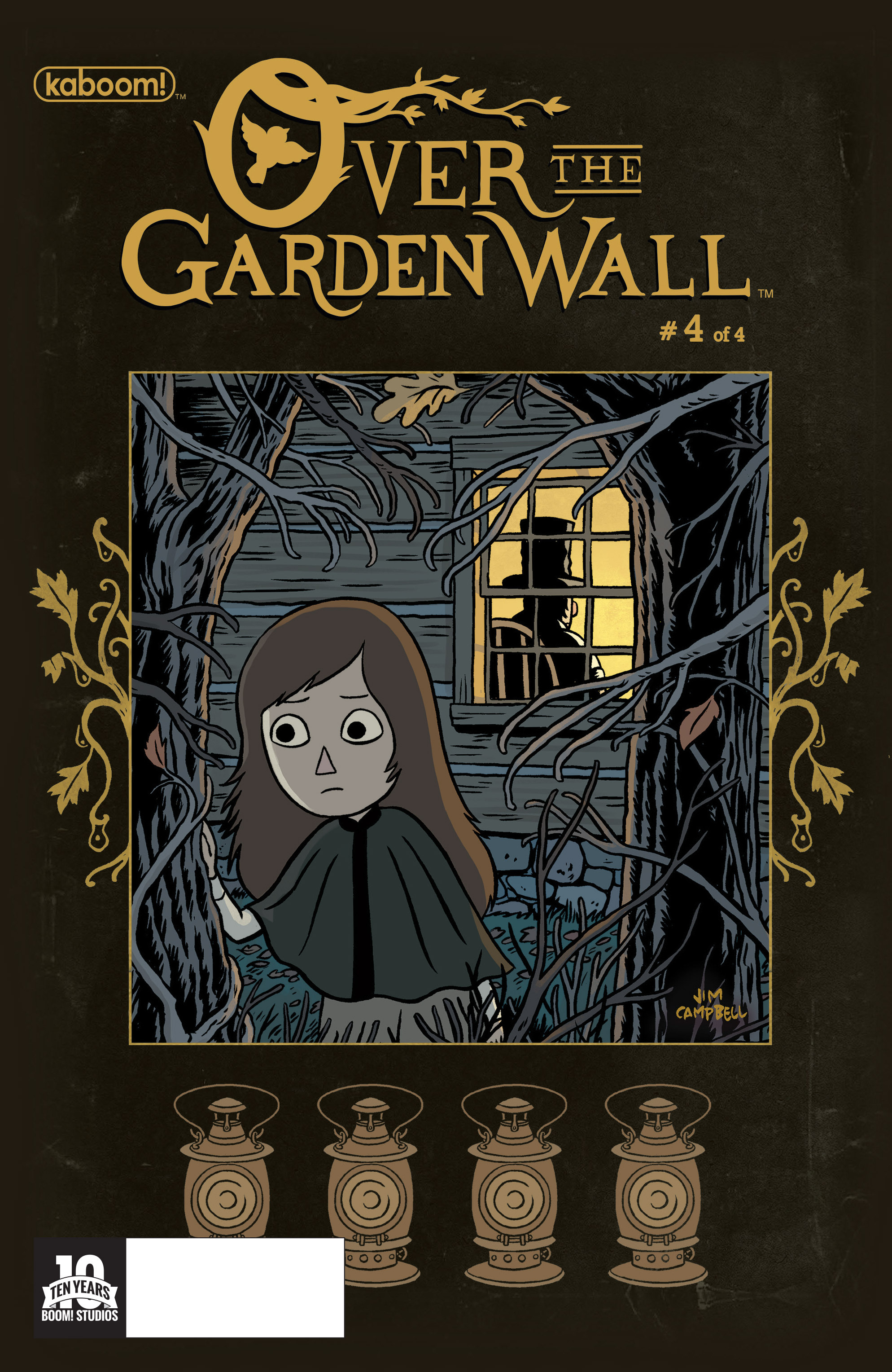 Over the Garden Wall (2015) 4 Page 1